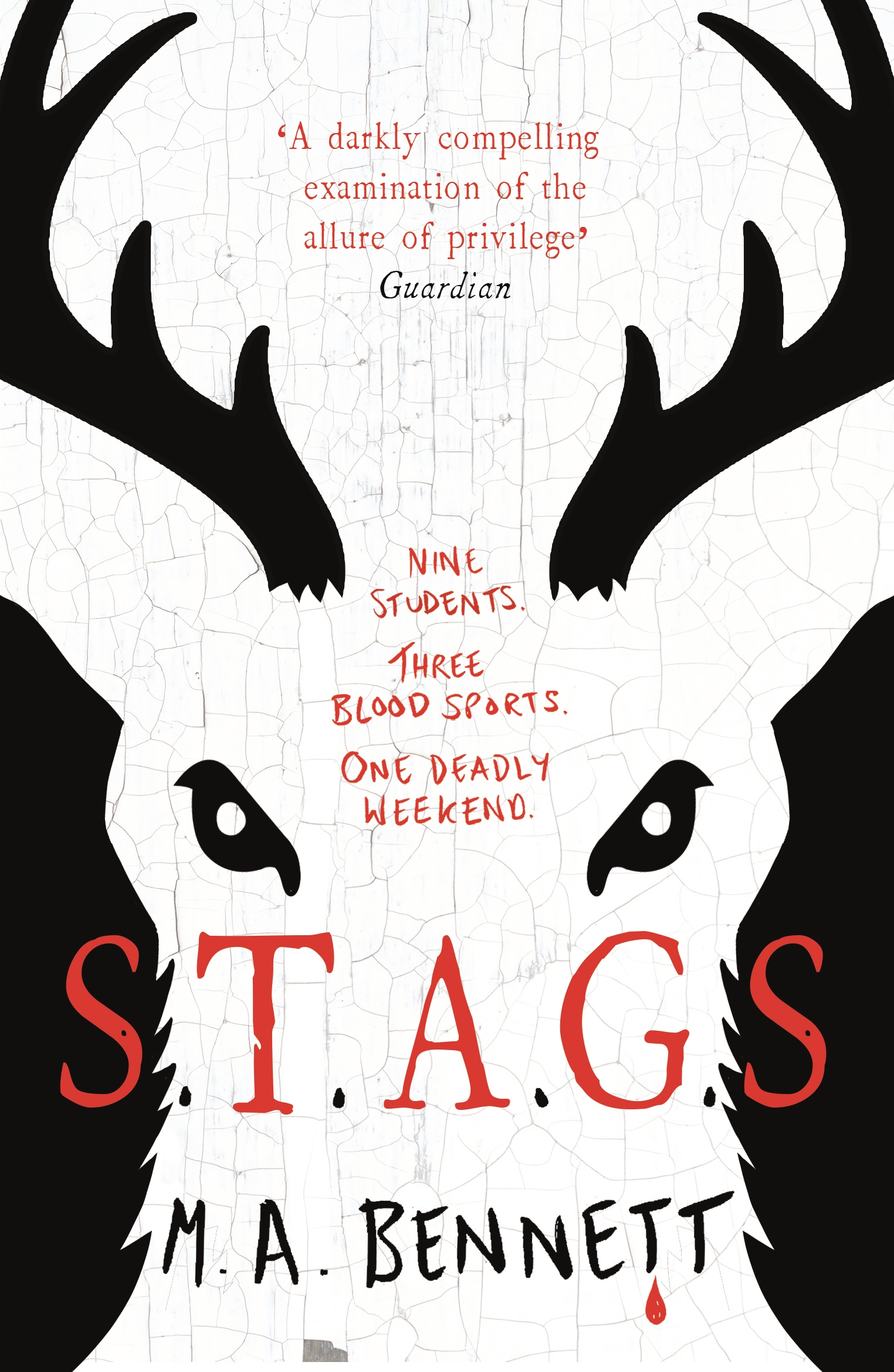 STAGS by M A Bennett