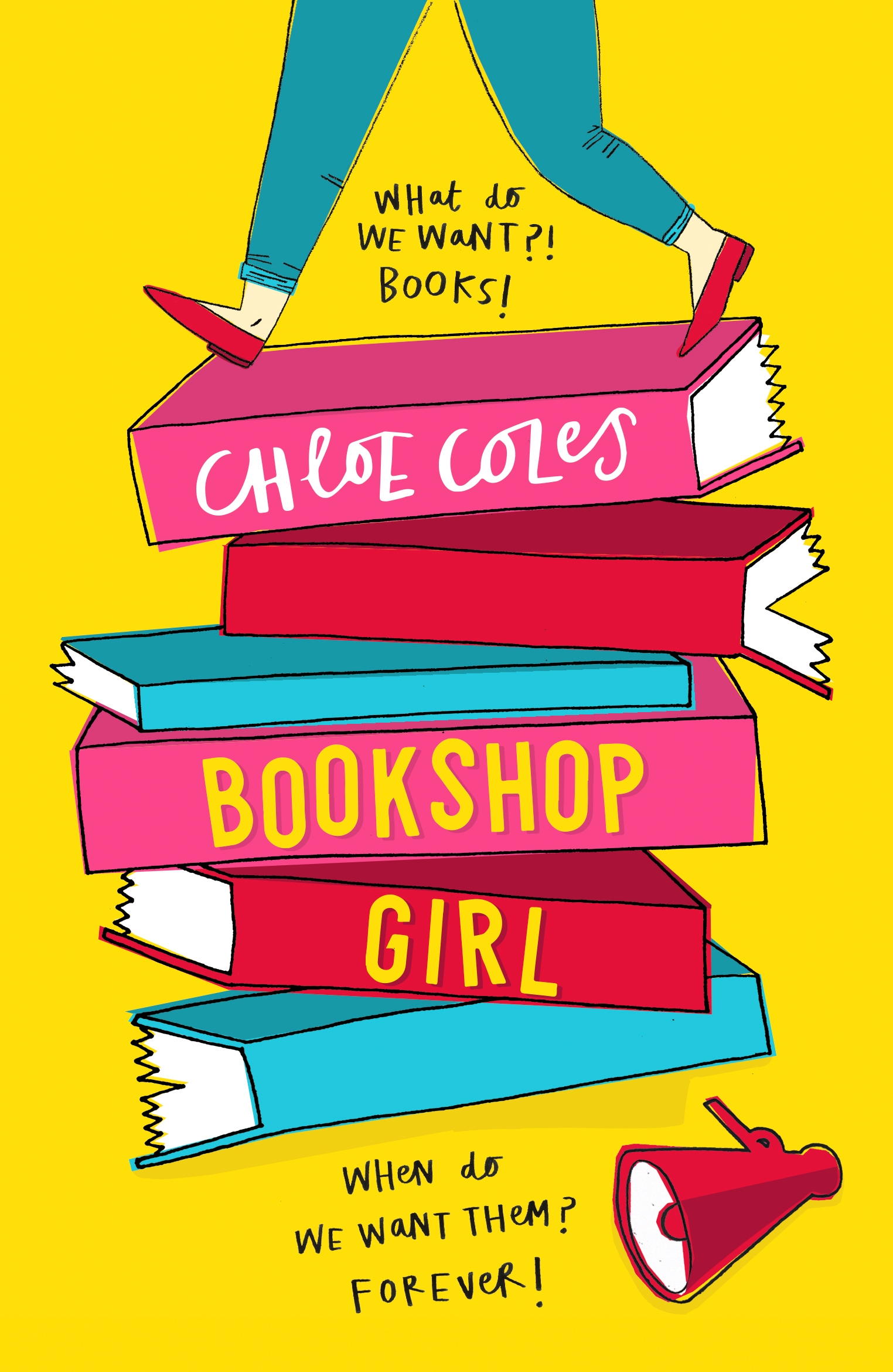 Bookshop Girl by Chloe Coles