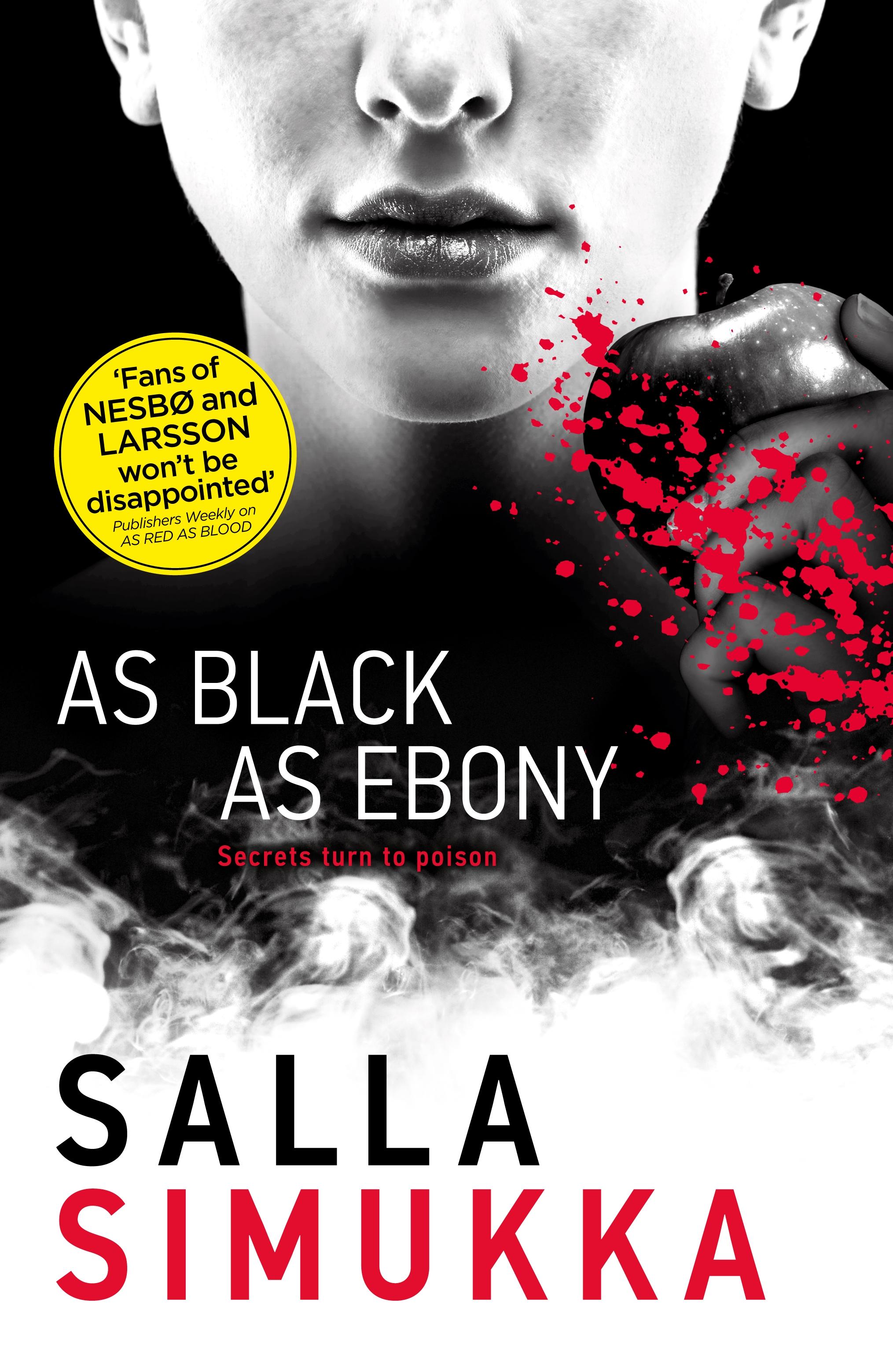 As Black as Ebony by Salla Simukka