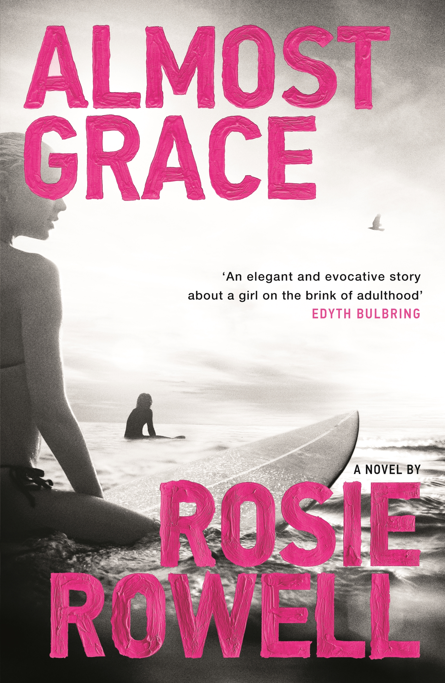 Almost Grace by Rosie Rowell
