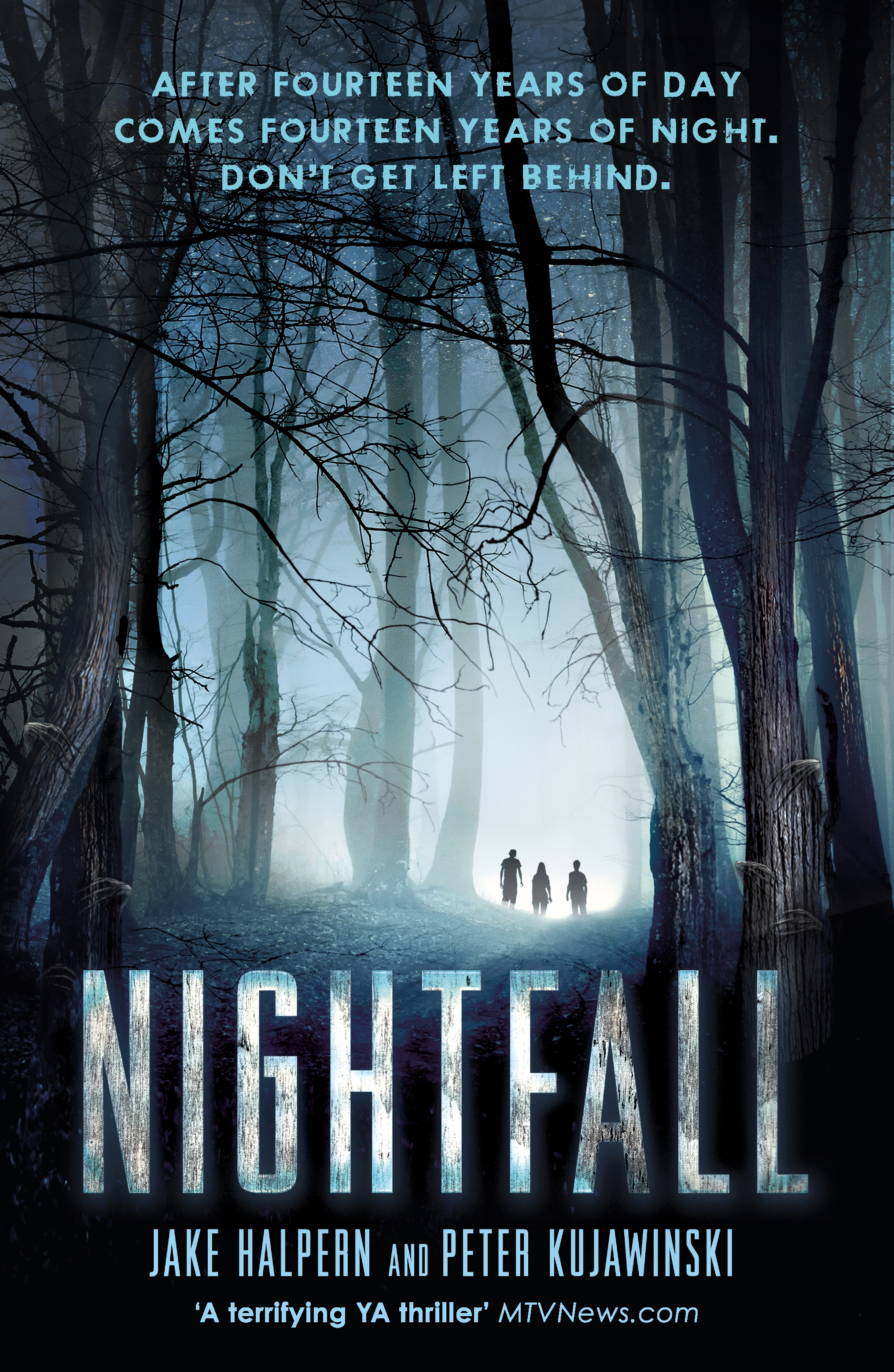 Nightfall by Jake HalpernPeter Kujawinski