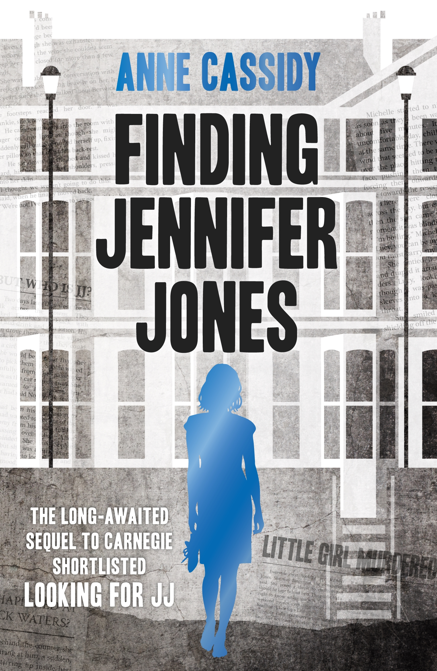 Finding Jennifer Jones by Anne Cassidy