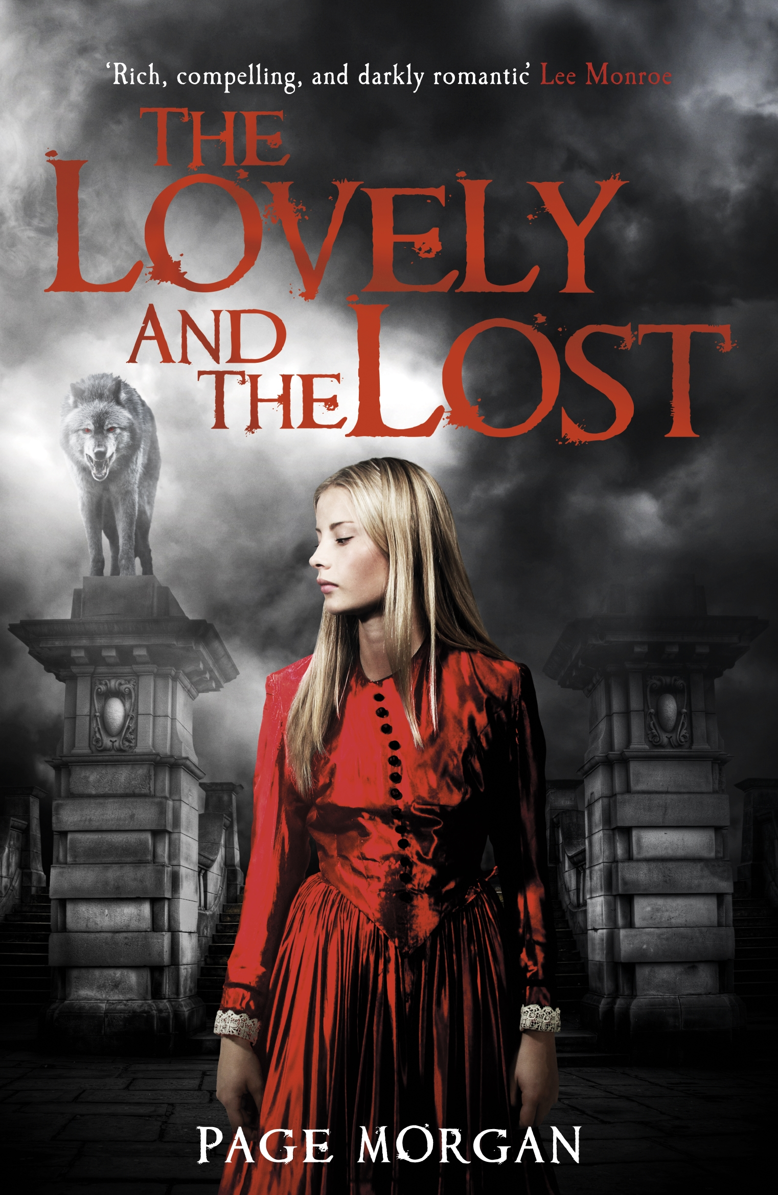 The Lovely and the Lost by Page Morgan