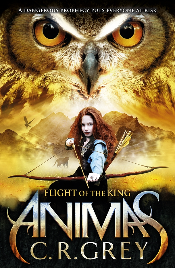 Flight of the King by C. R. Grey