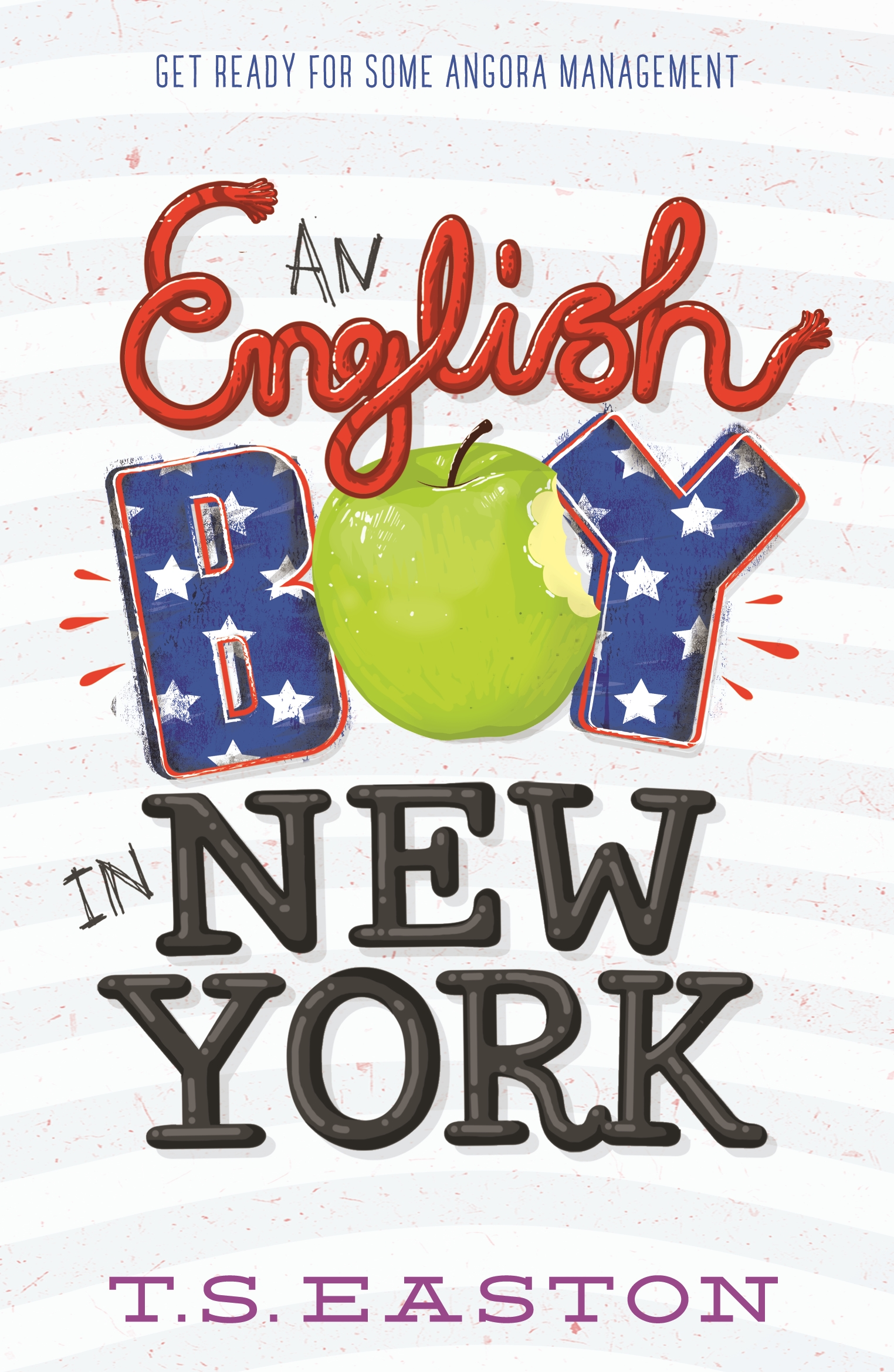 An English Boy in New York by Tom Easton