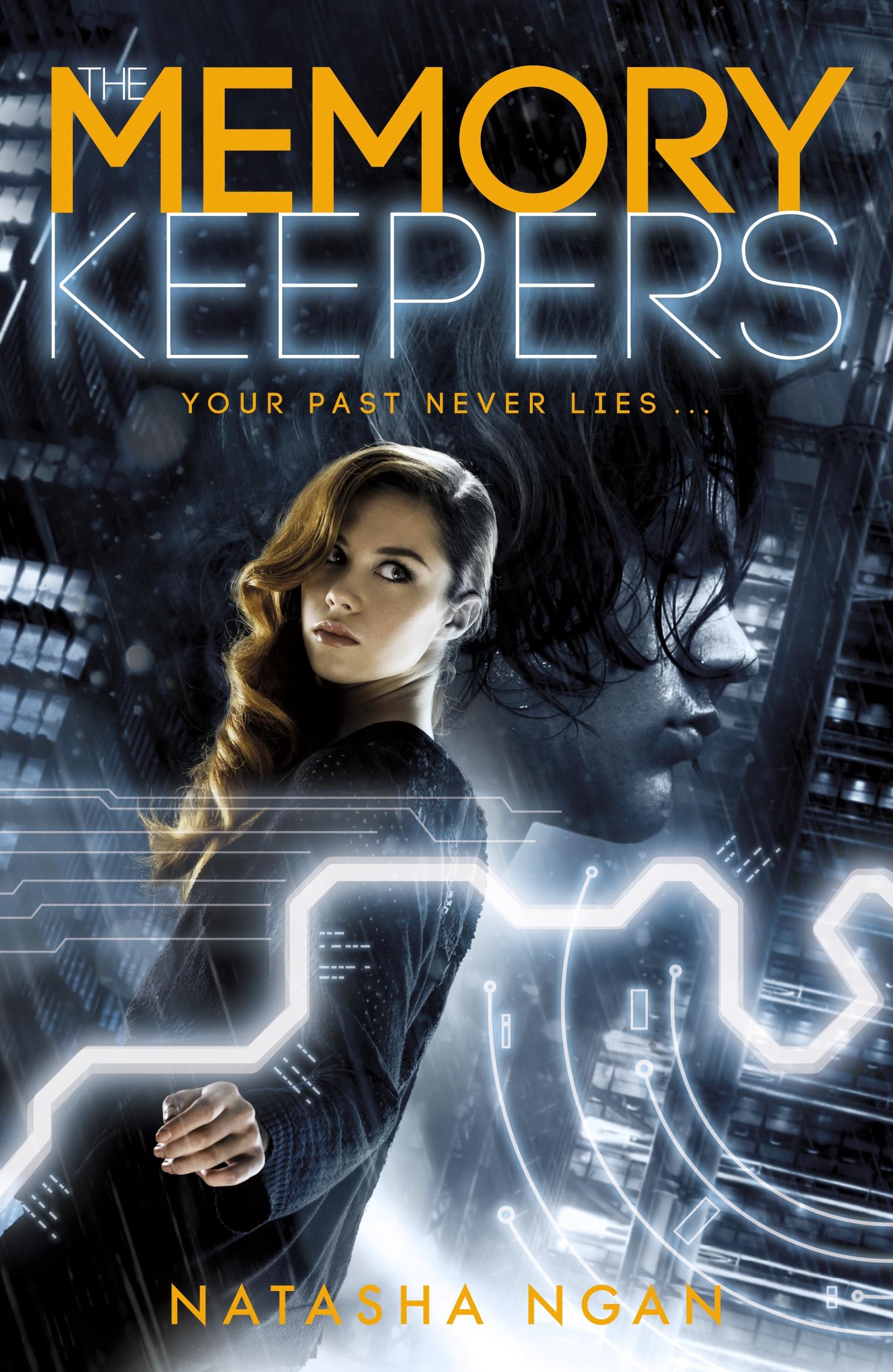 The Memory Keepers by Natasha Ngan