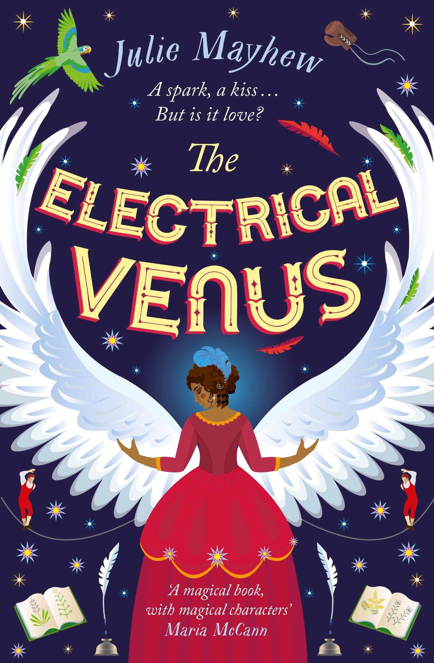 The Electrical Venus by Julie Mayhew