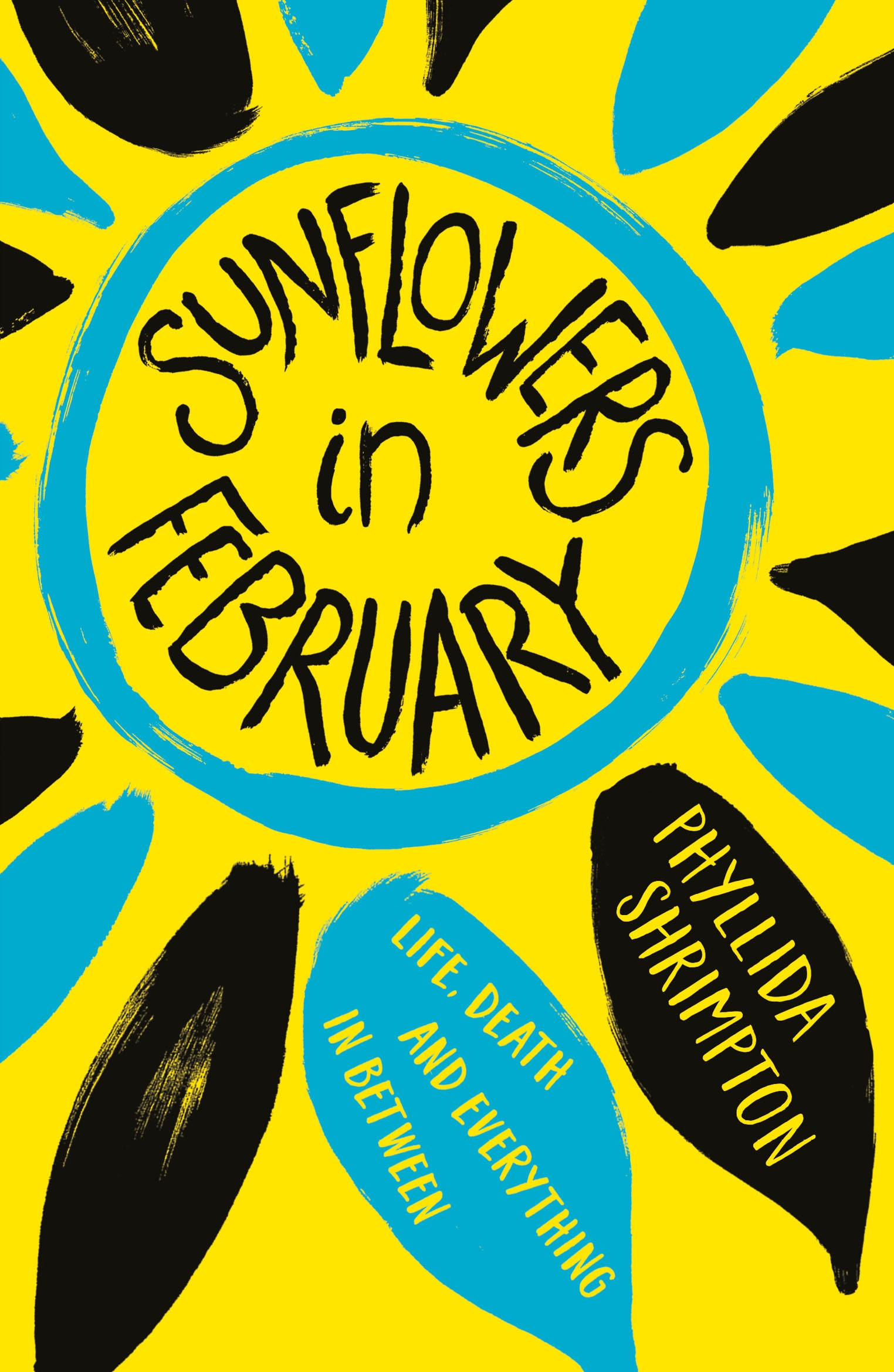 Sunflowers in February by Phyllida Shrimpton