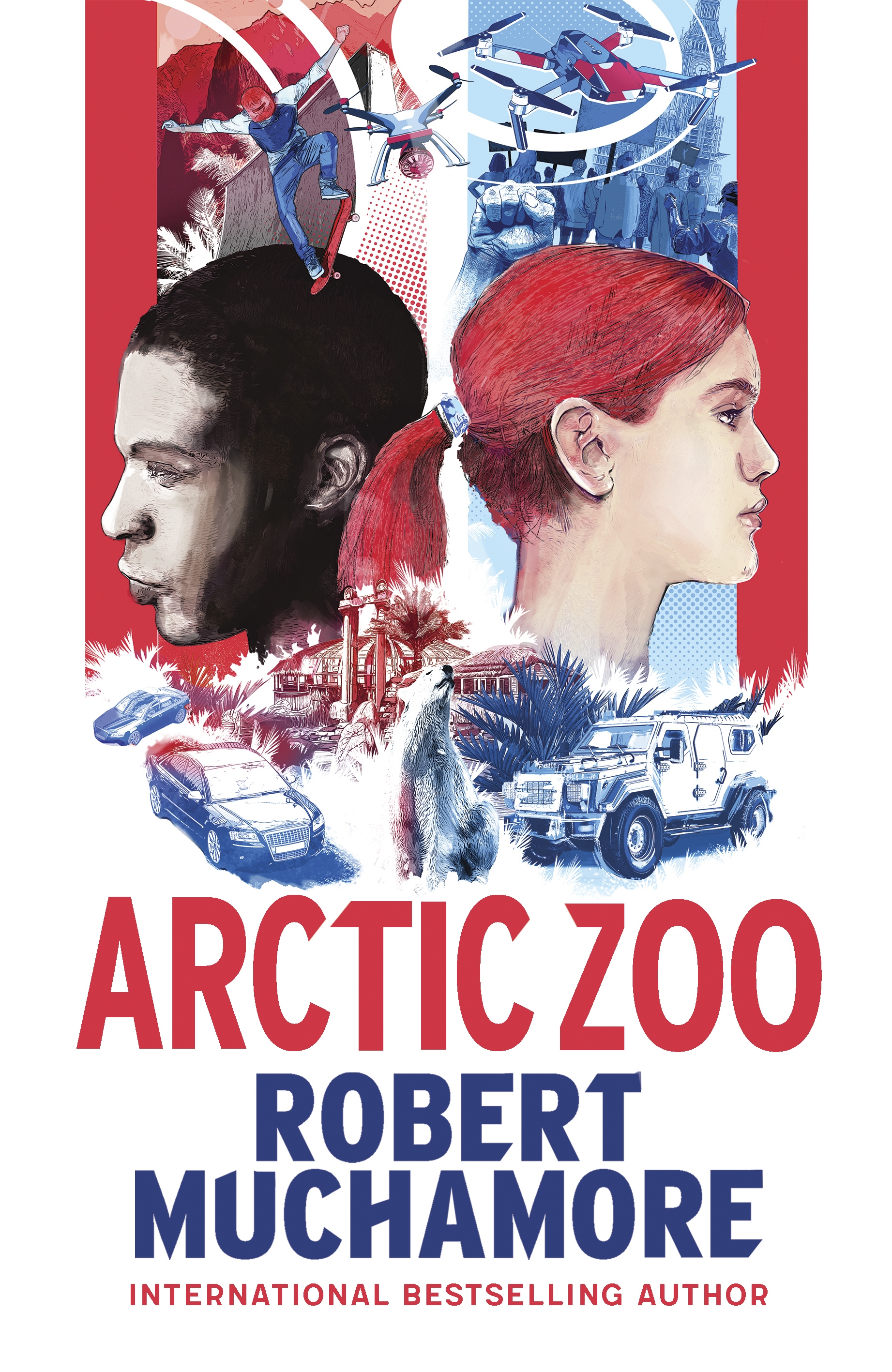 Arctic Zoo by Robert Muchamore
