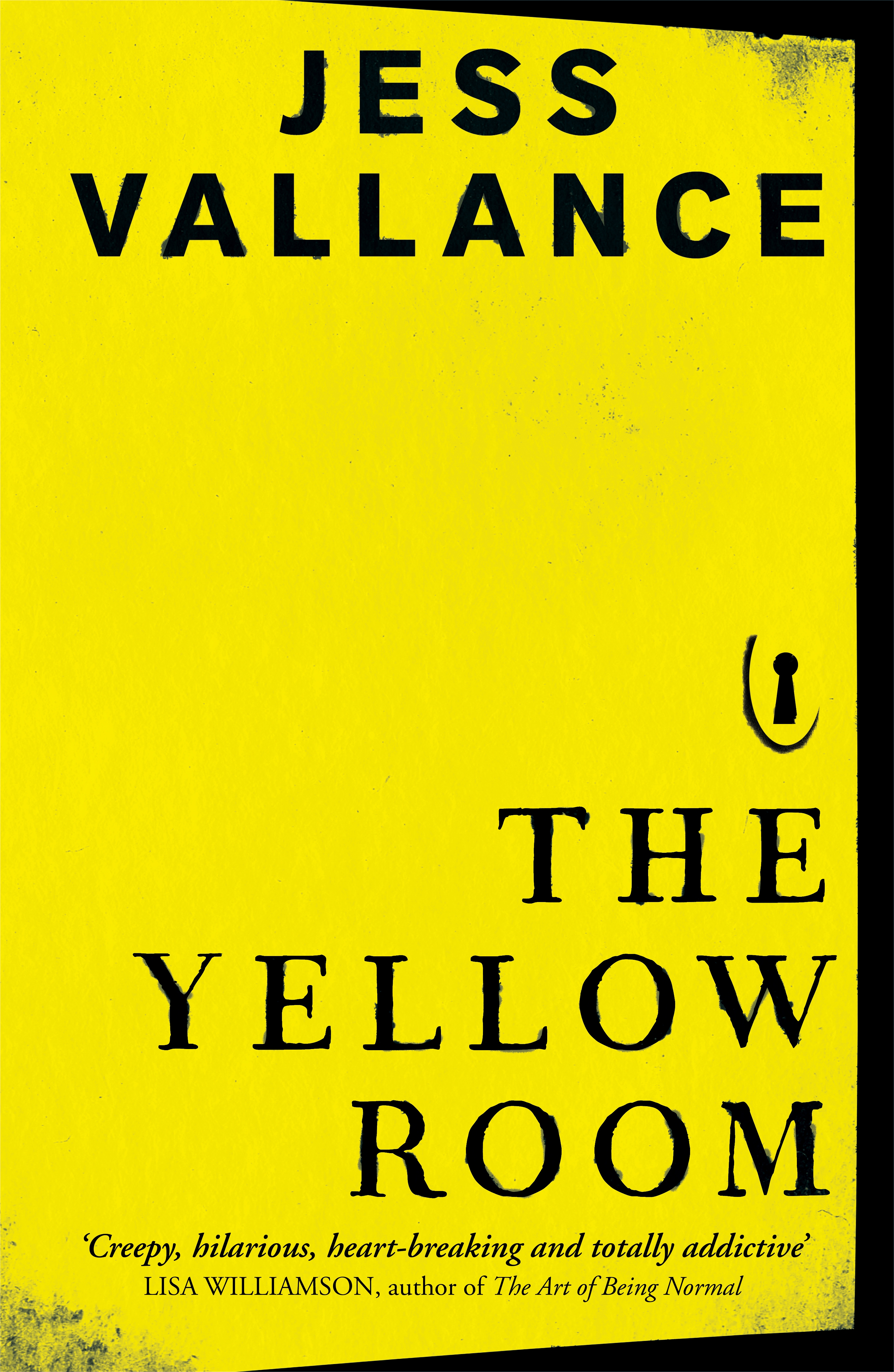 The Yellow Room by Jess Vallance
