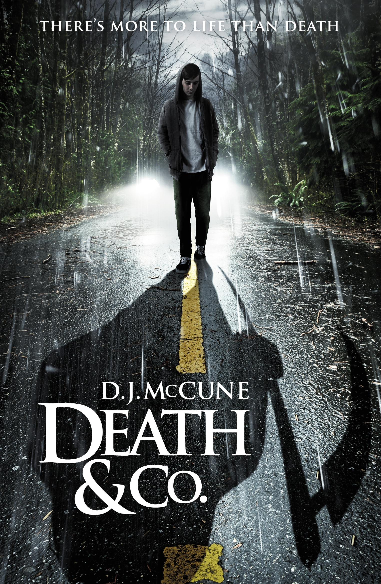 Death & Co. by D. J. McCune