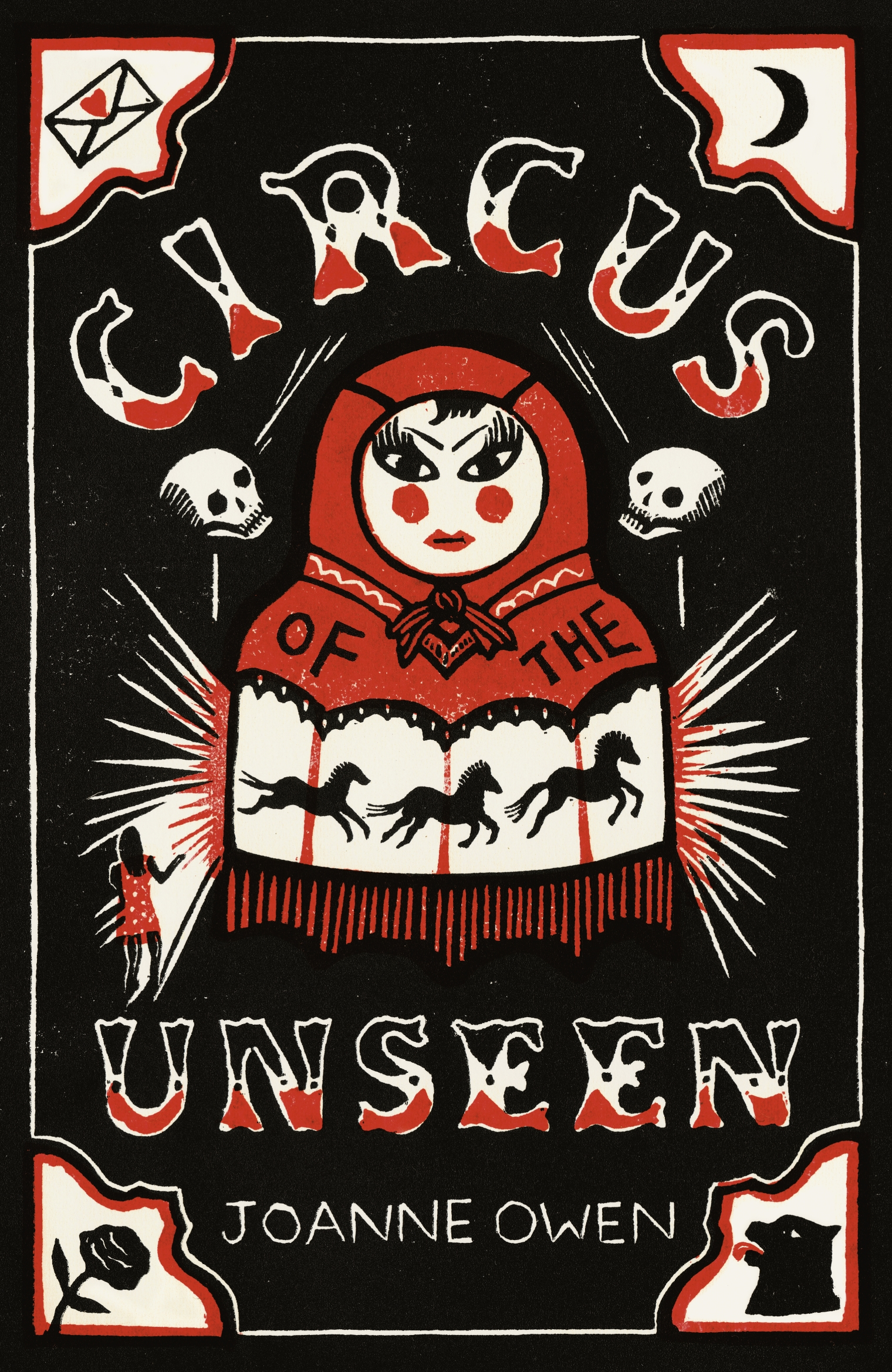 Circus of the Unseen by Joanne Owen