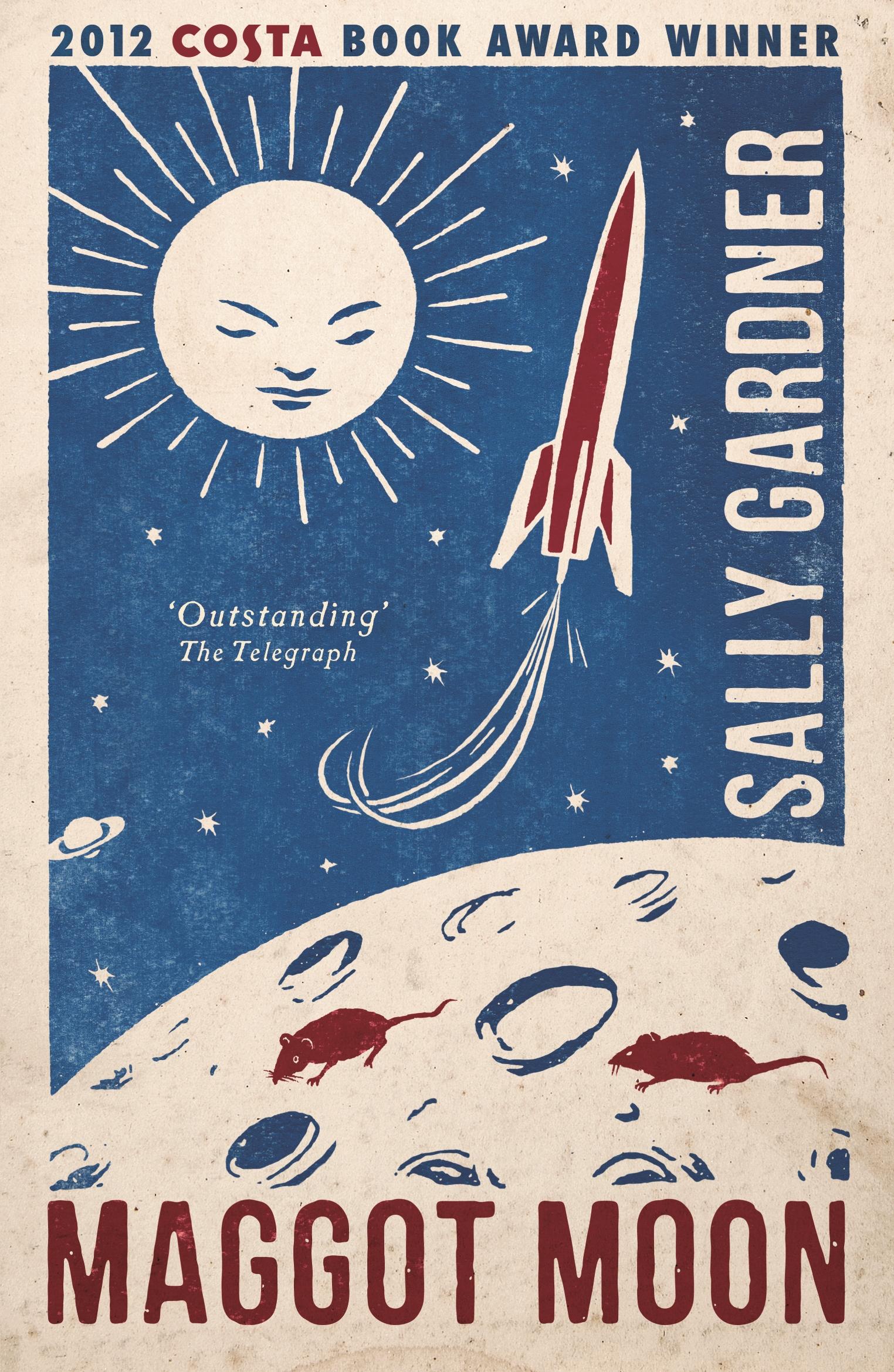 Maggot Moon Adult Edition by Sally Gardner