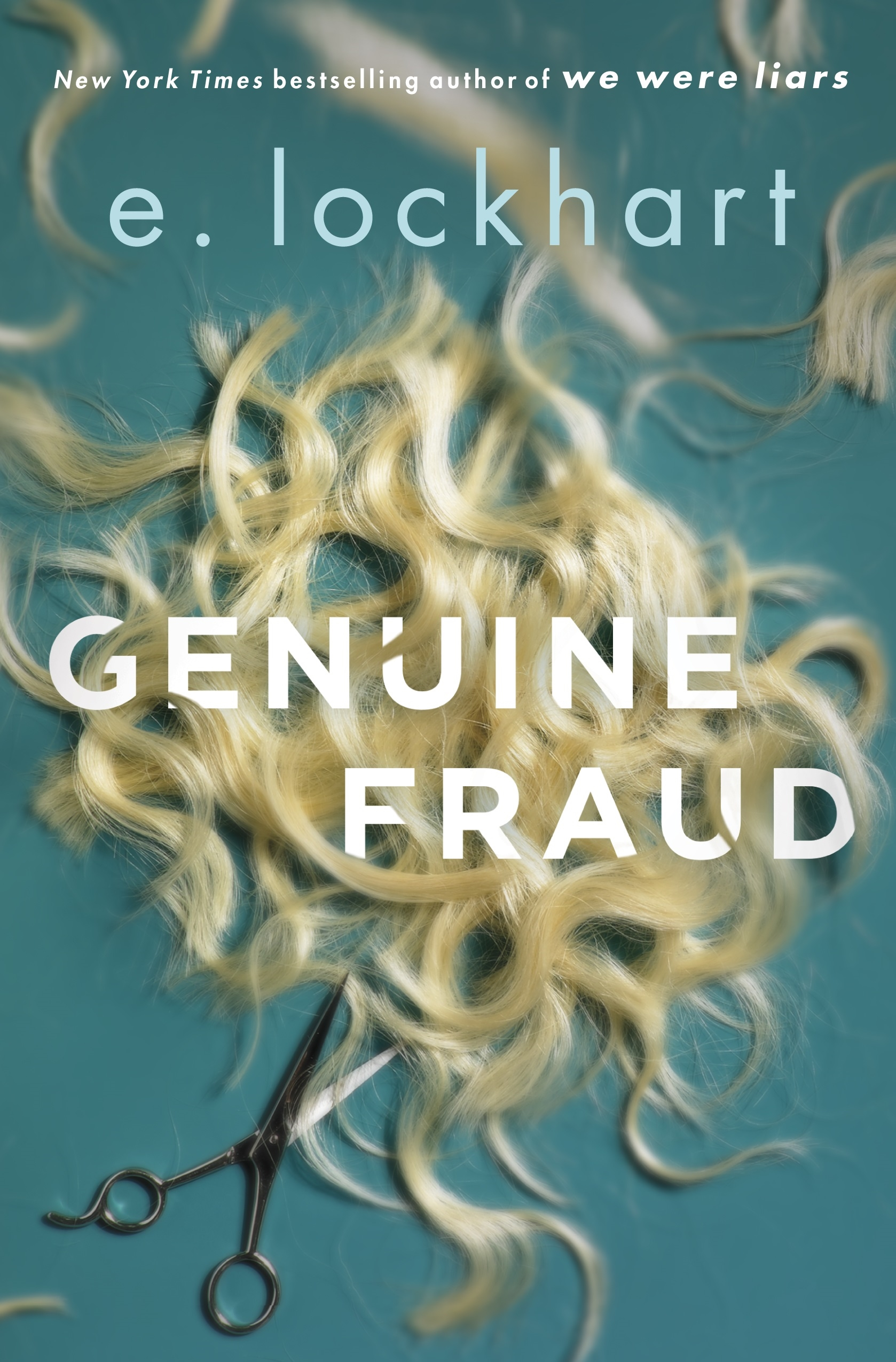 Genuine Fraud by E. LockhartEmily Jenkins