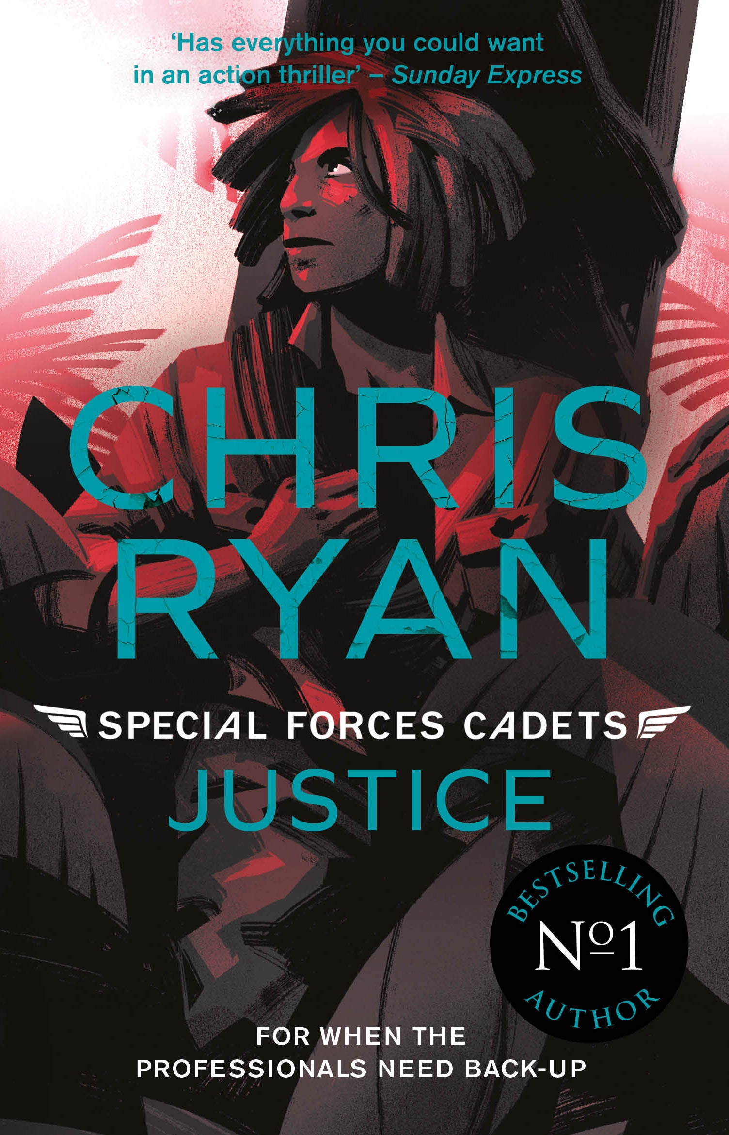 Special Forces Cadets 3: Justice by Chris Ryan