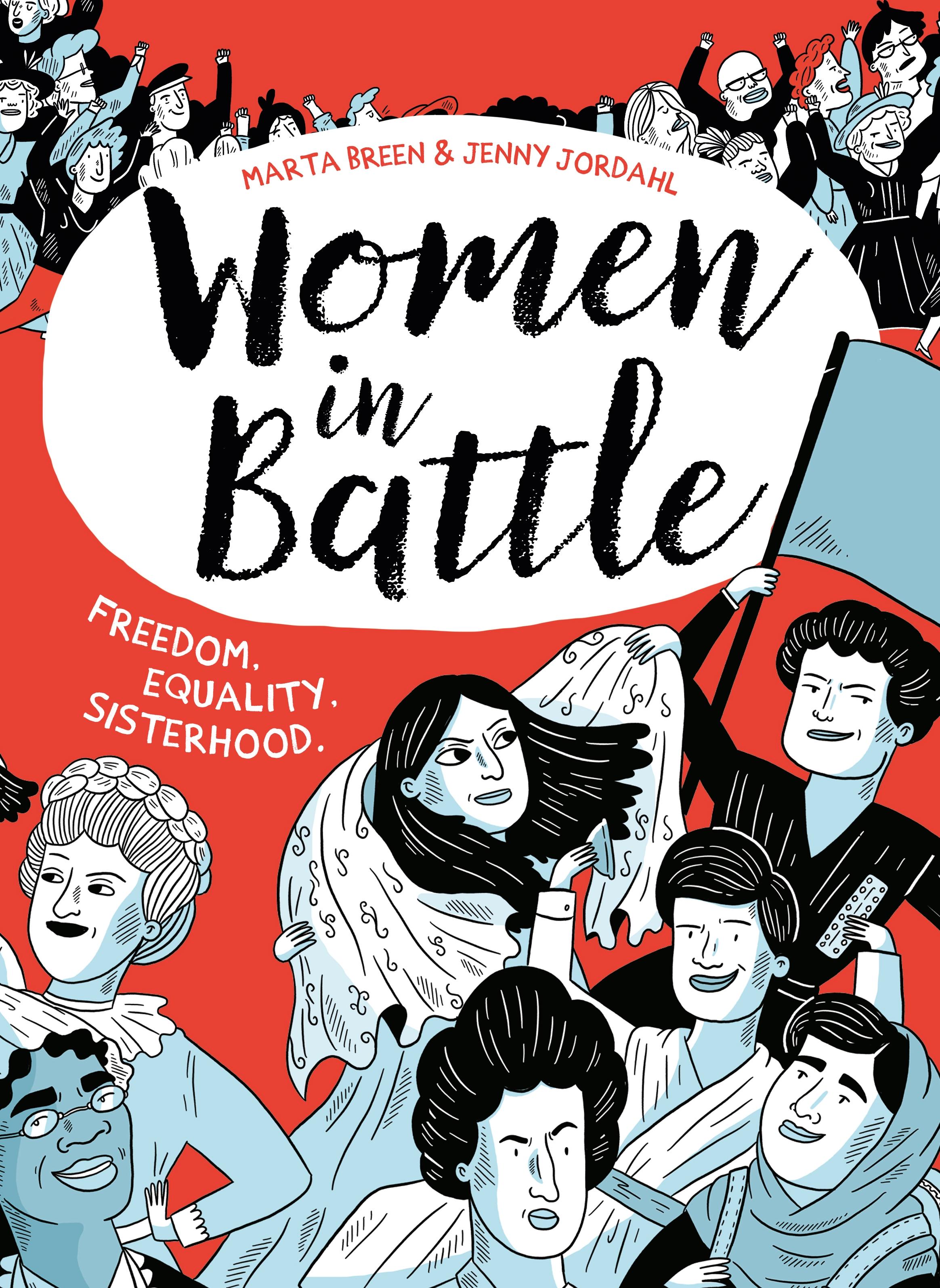 Women in Battle by Marta Breen & Jenny Jordahl