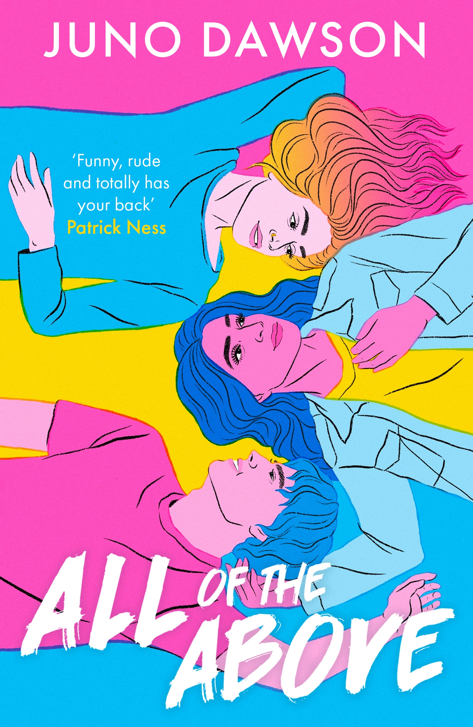 All of the Above by Juno Dawson