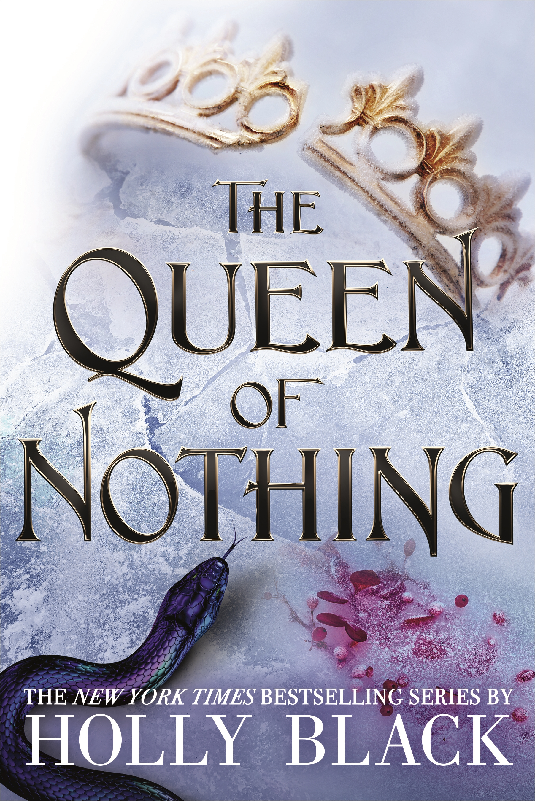 The Queen of Nothing (The Folk of the Air #3) by Holly Black