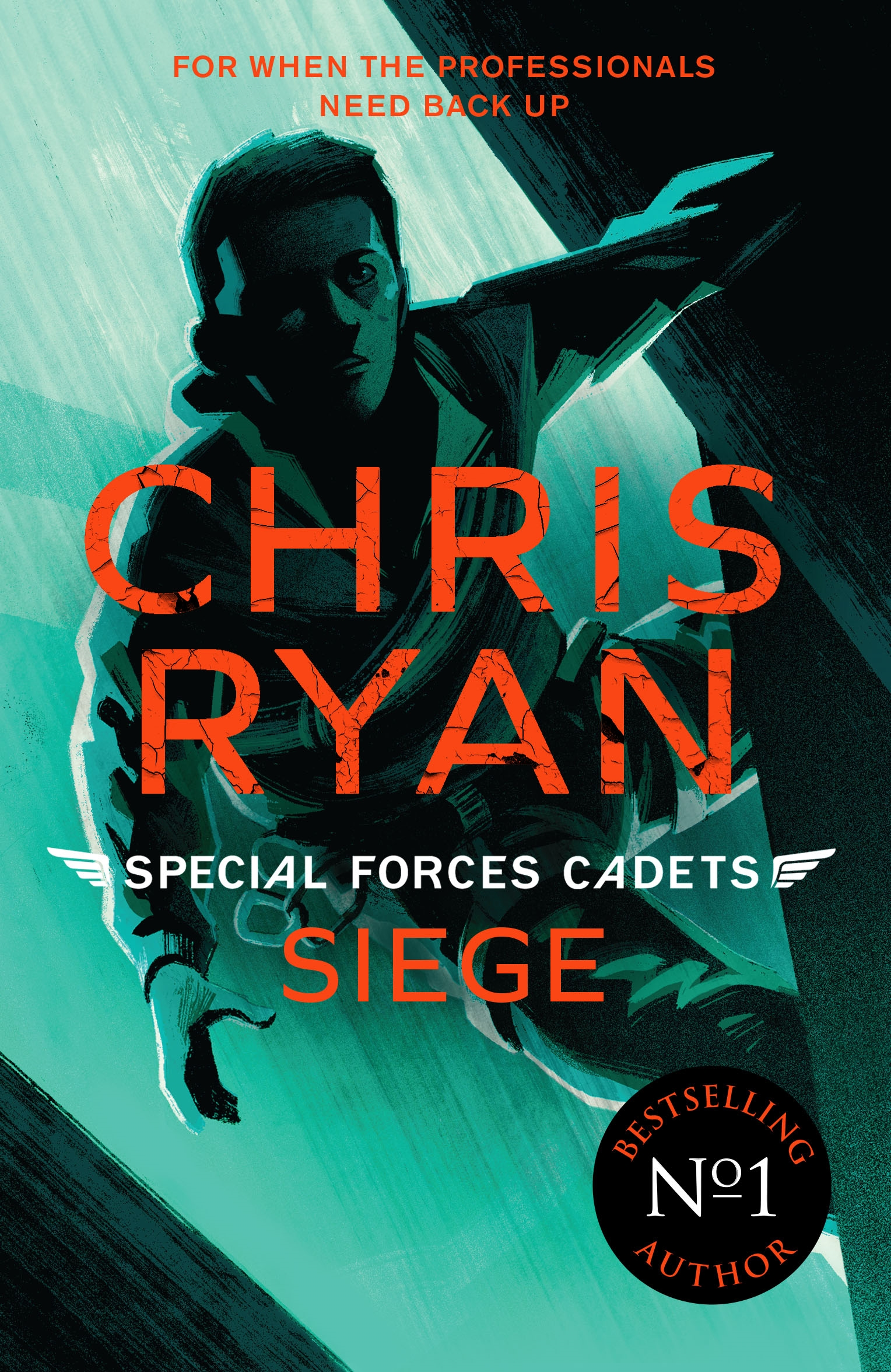 Special Forces Cadets 1: Siege by Chris Ryan