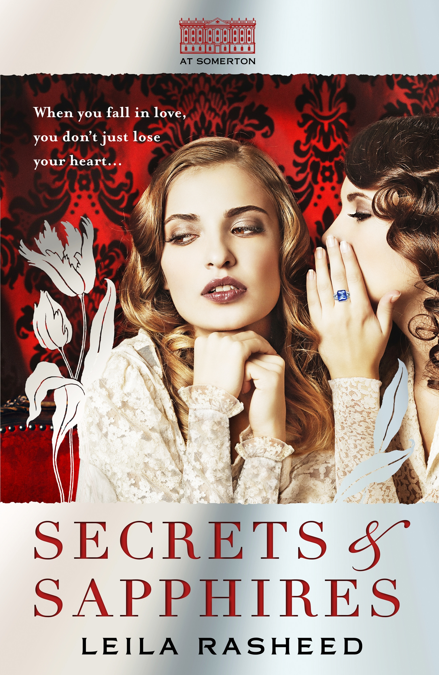 Secrets & Sapphires by Leila Rasheed