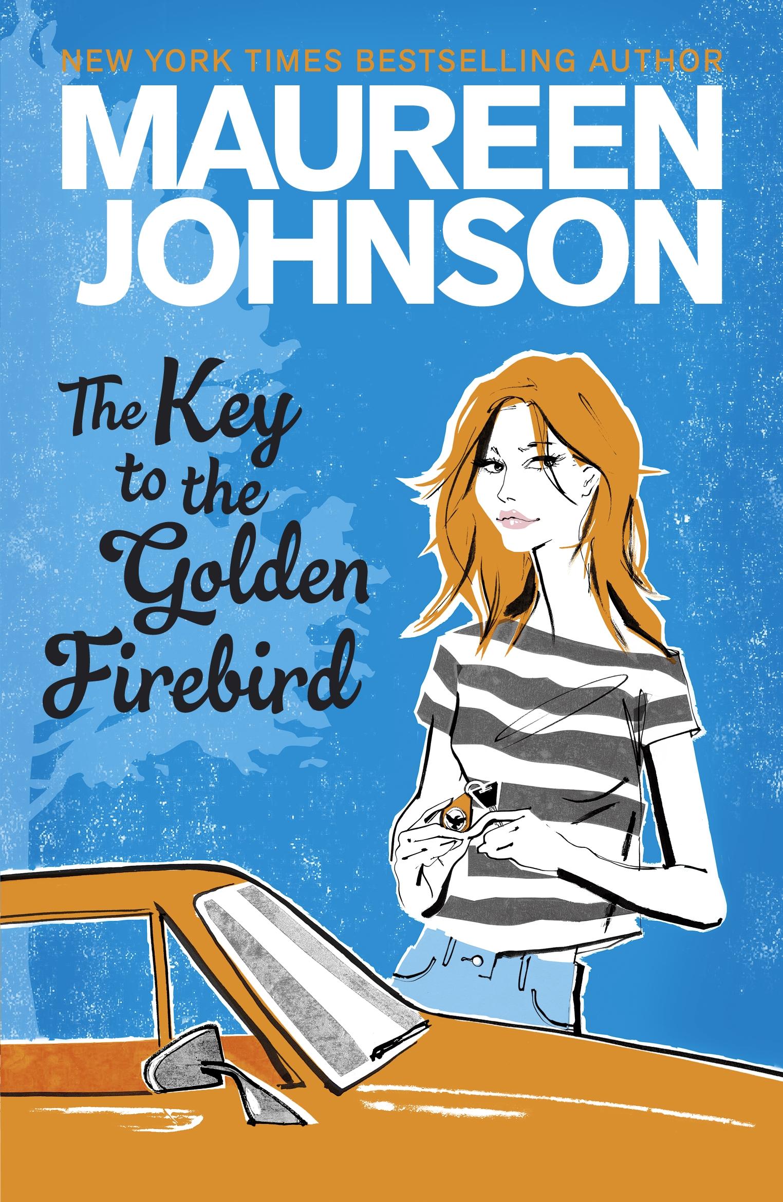 The Key To The Golden Firebird by Maureen Johnson