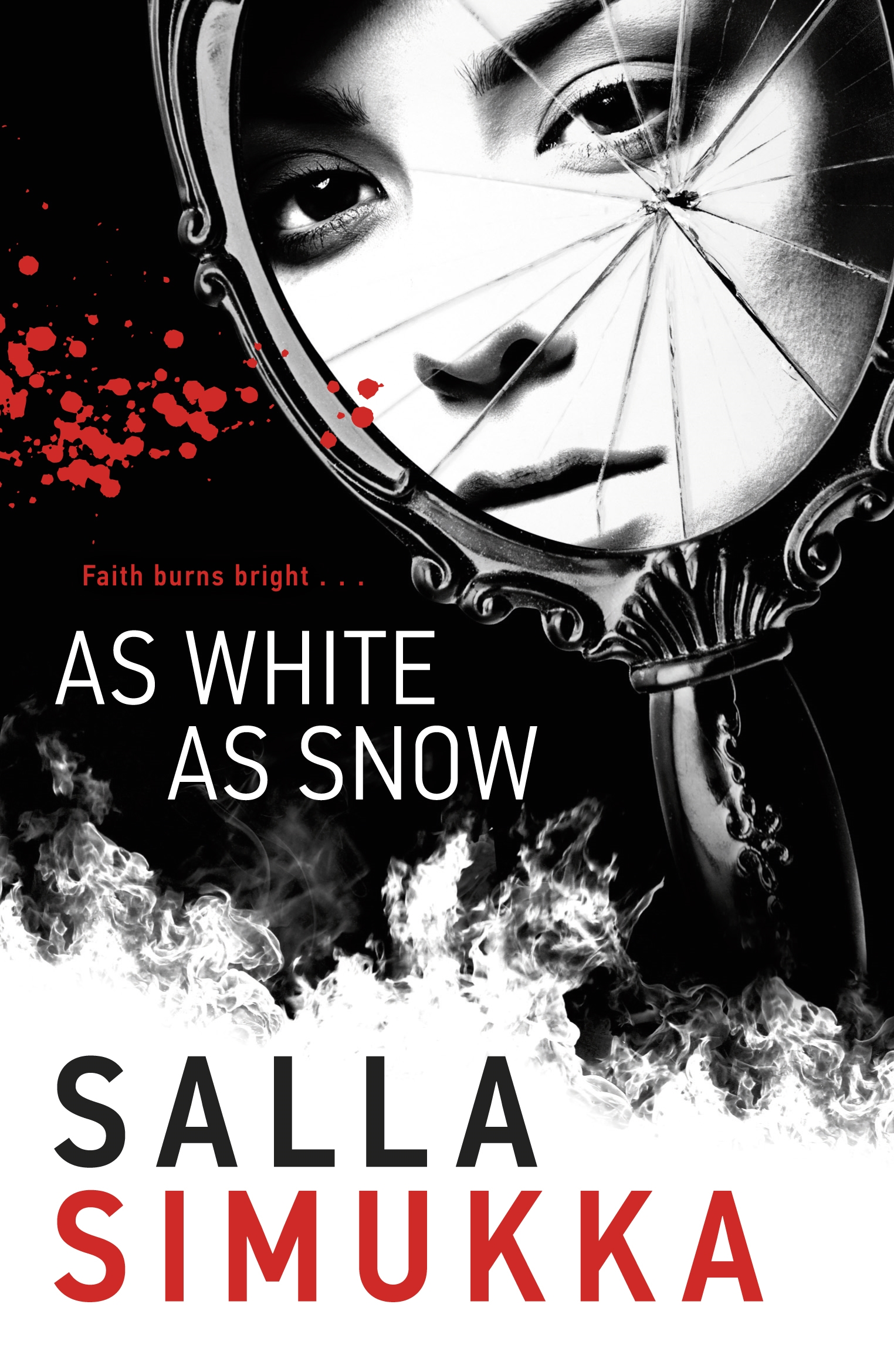 As White as Snow by Salla Simukka