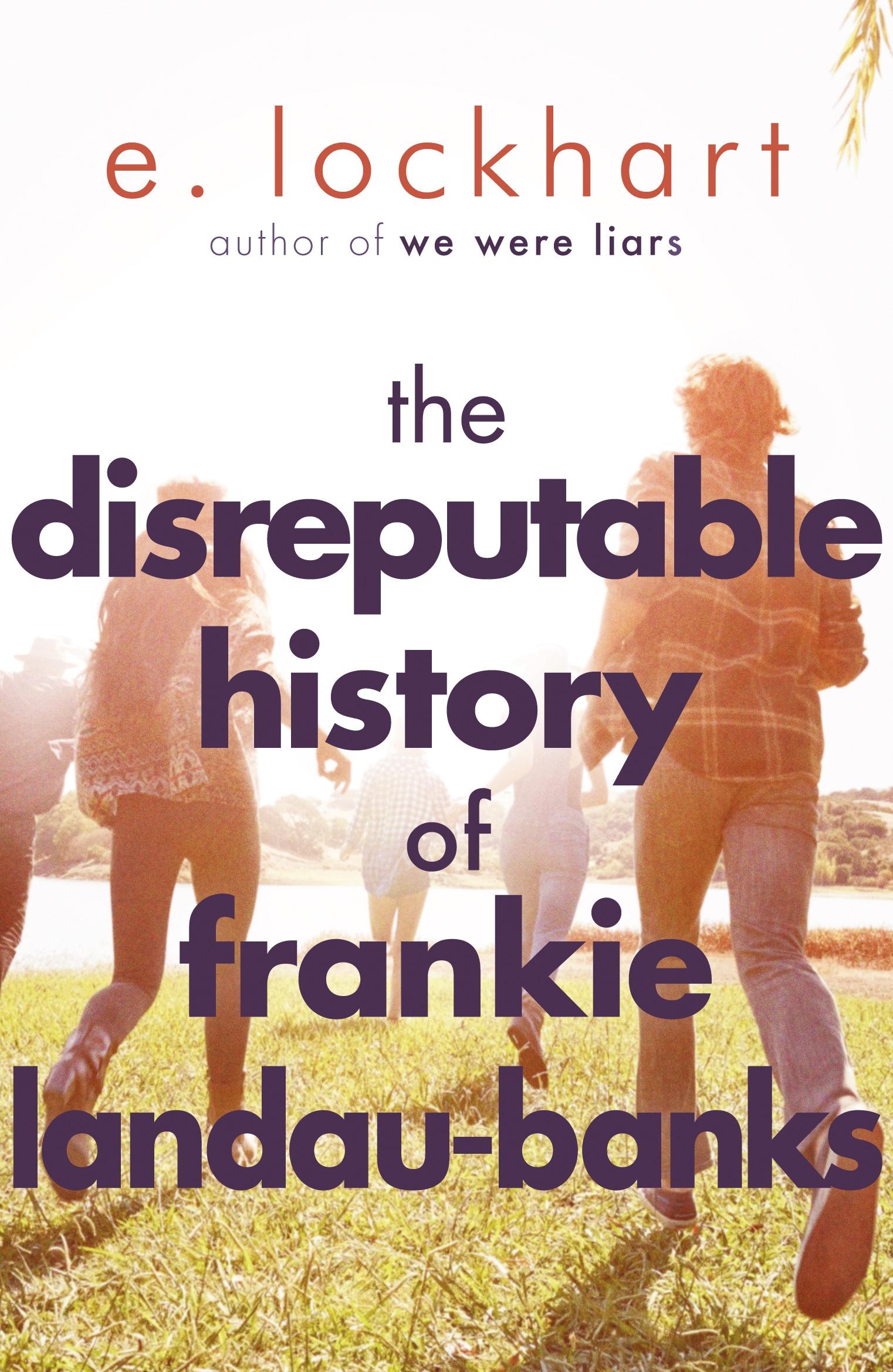 The Disreputable History of Frankie Landau-Banks by E. LockhartEmily Jenkins