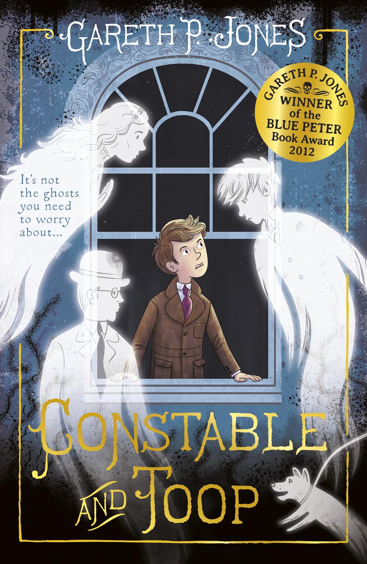 Constable & Toop by Gareth P. Jones