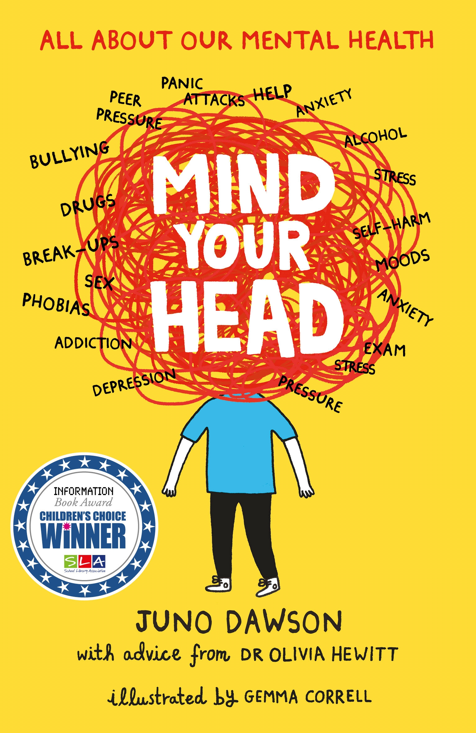 Mind Your Head by Juno DawsonOlivia Hewitt