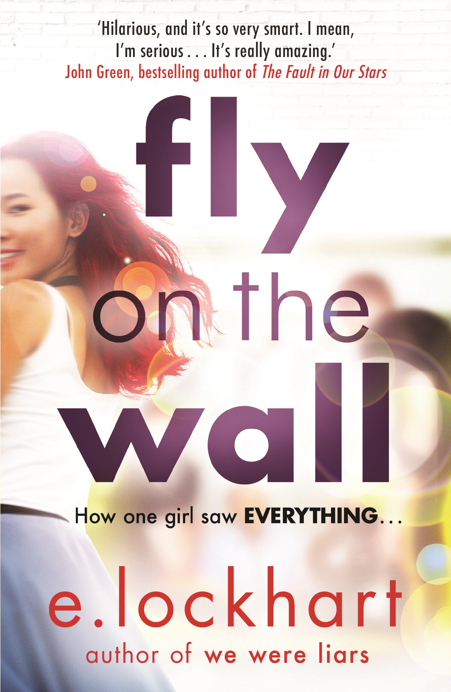 Fly on the Wall by E. LockhartEmily Jenkins