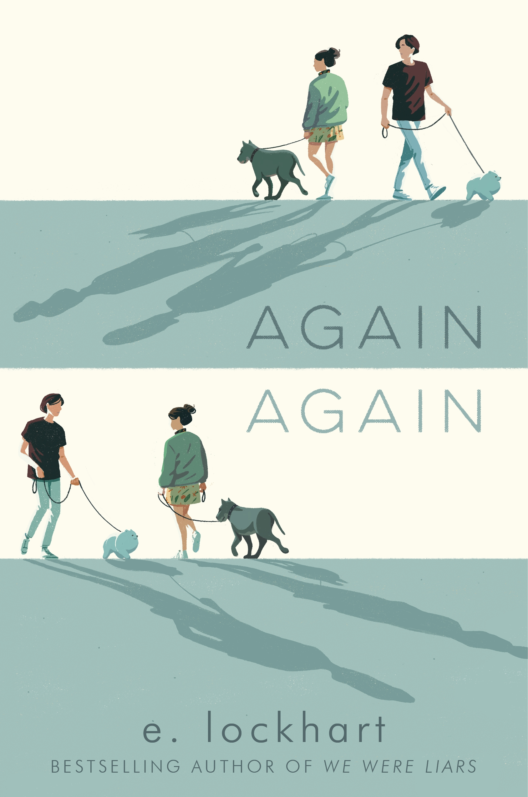 Again Again by E. LockhartEmily Jenkins