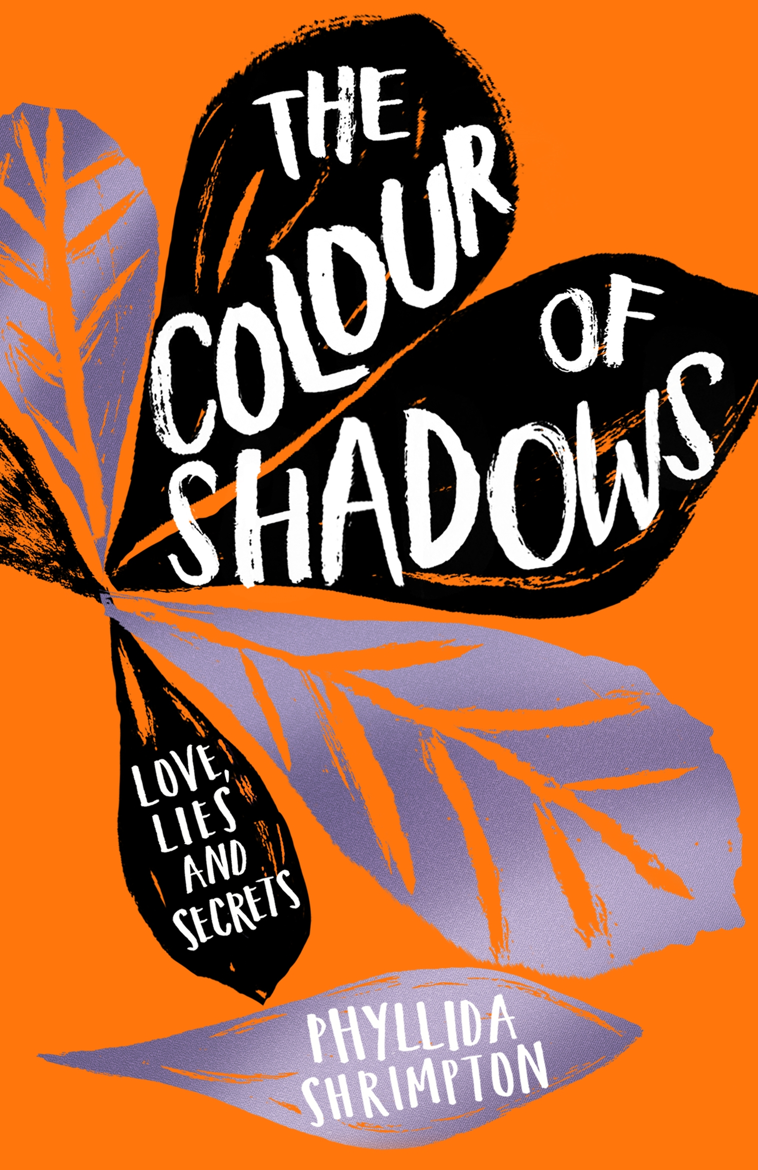 The Colour of Shadows by Phyllida Shrimpton