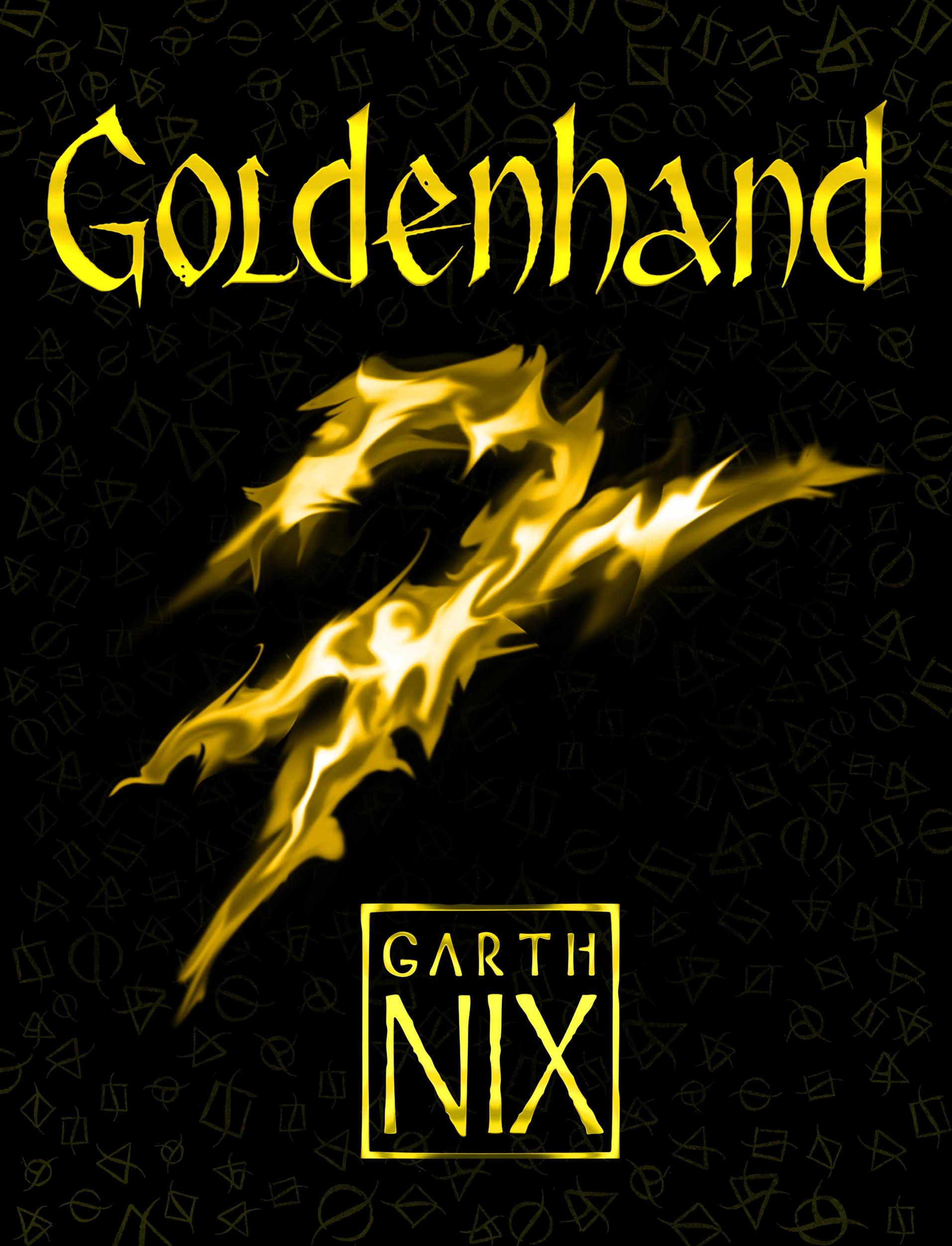 Goldenhand by Garth Nix