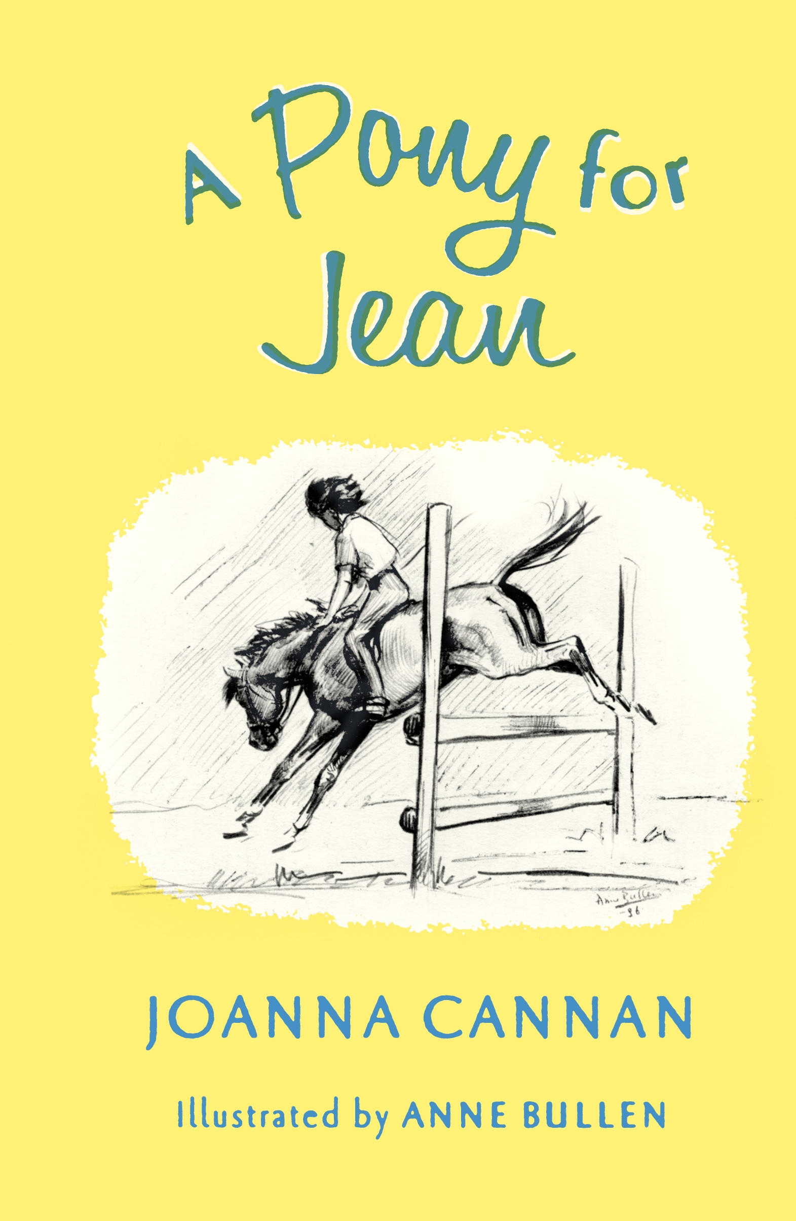 A Pony for Jean by Estate of Joanna Cannan