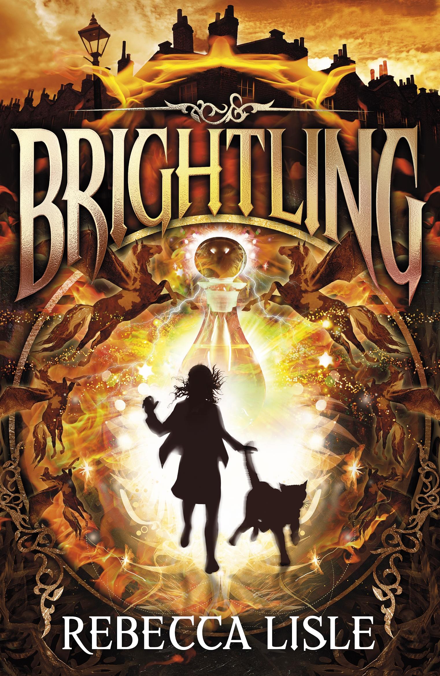 Brightling by Rebecca Lisle