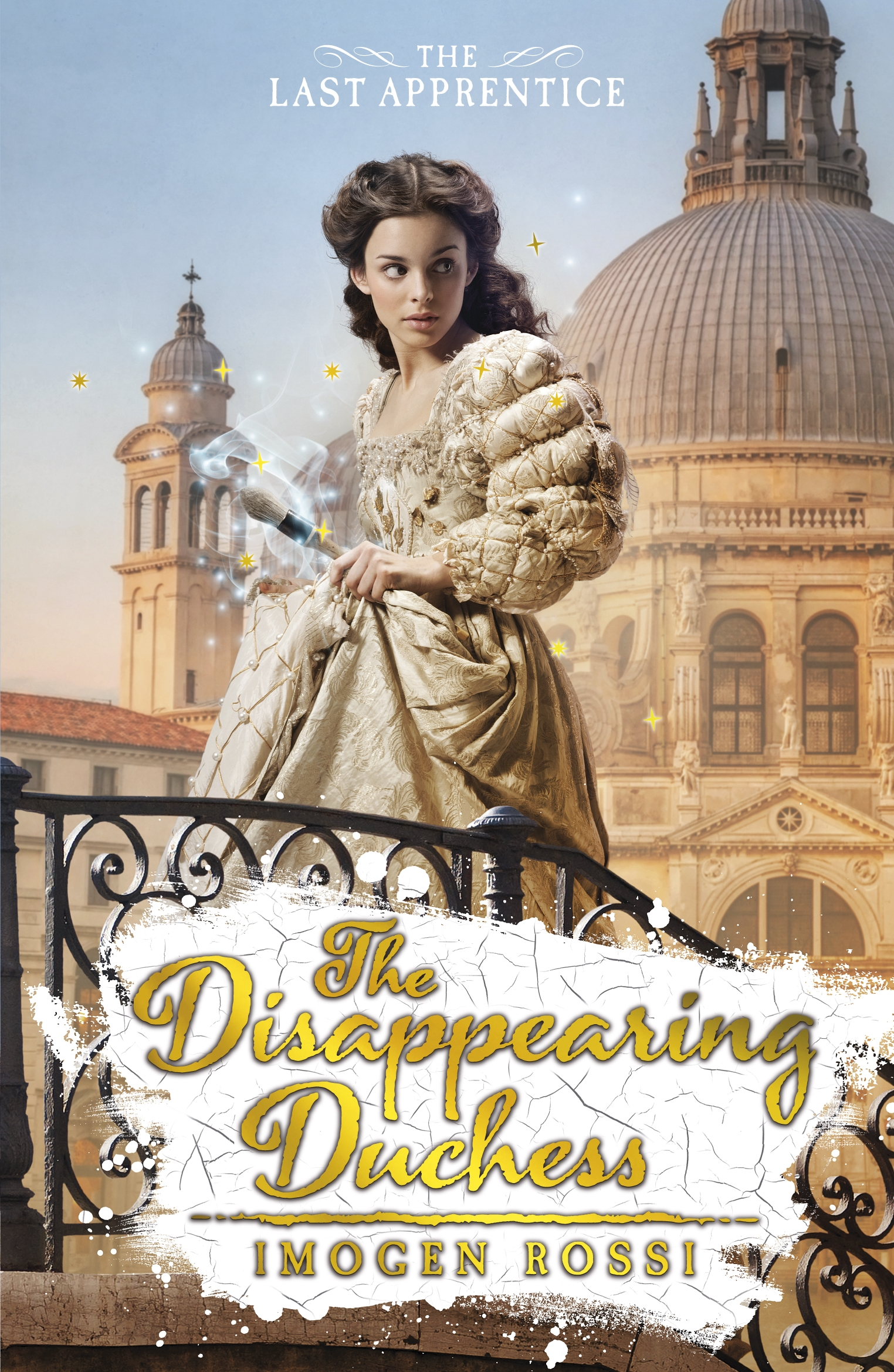 The Disappearing Duchess by Imogen Rossi
