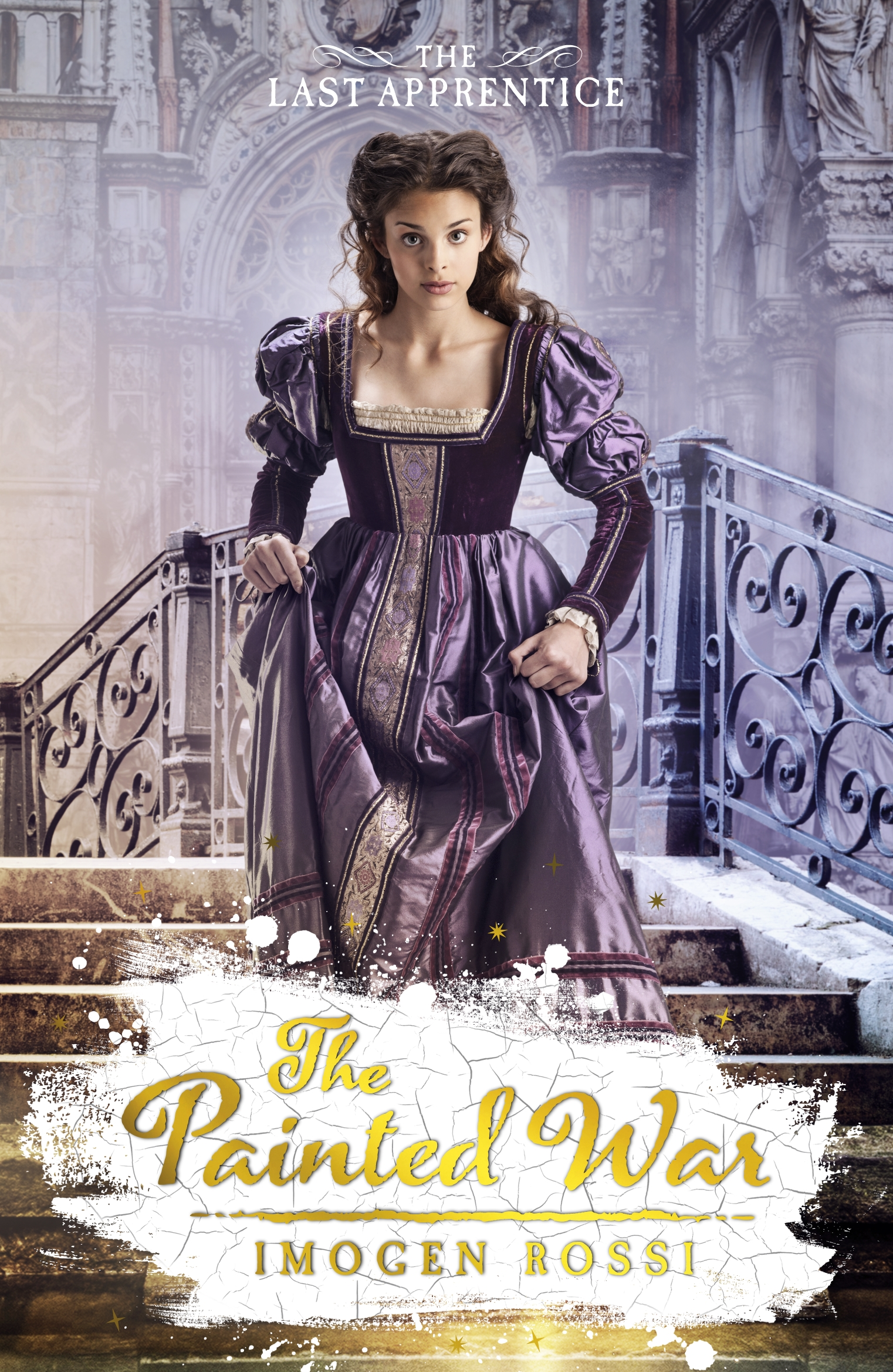 The Painted War by Imogen Rossi