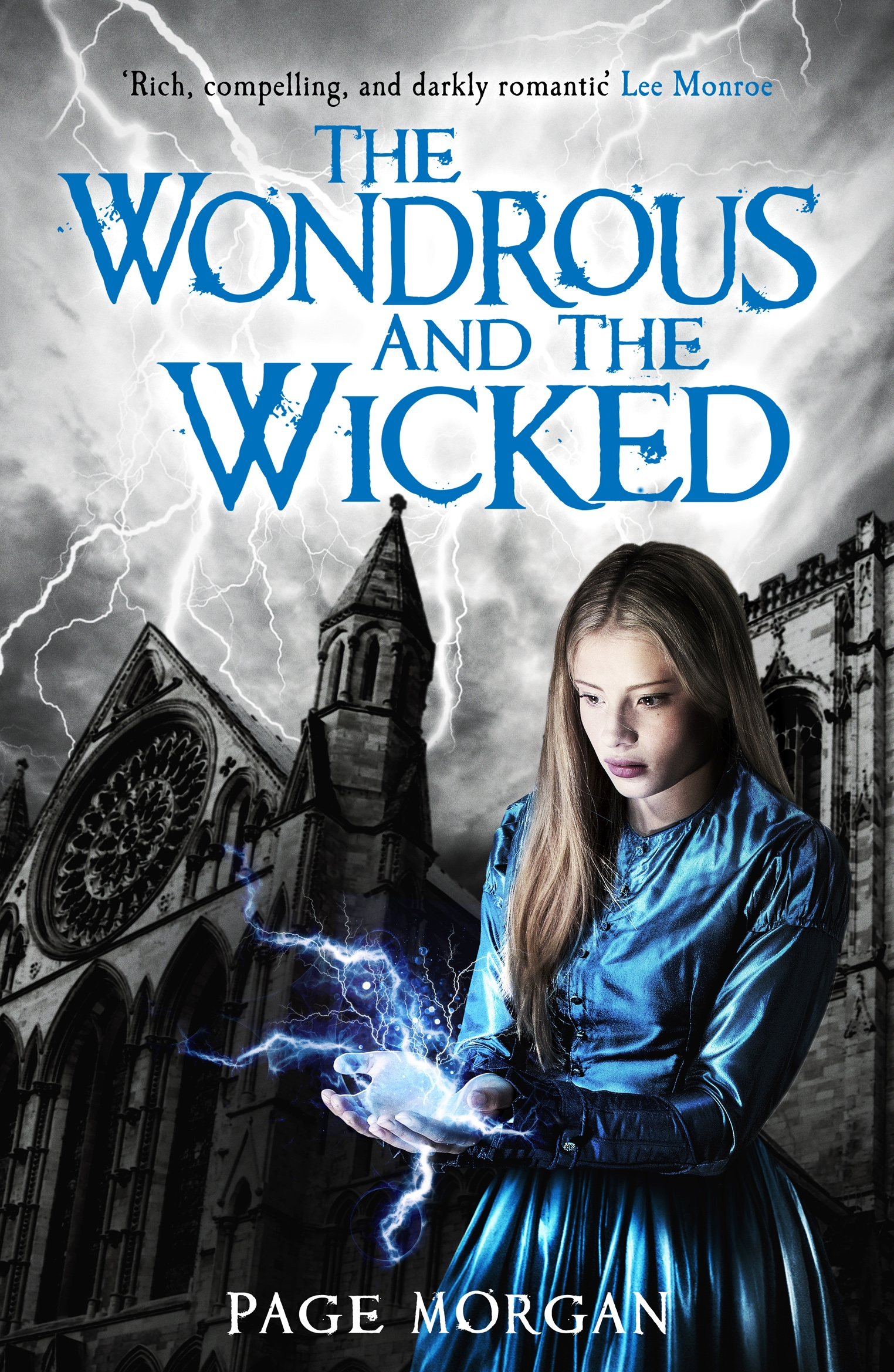 The Wondrous and the Wicked by Page Morgan