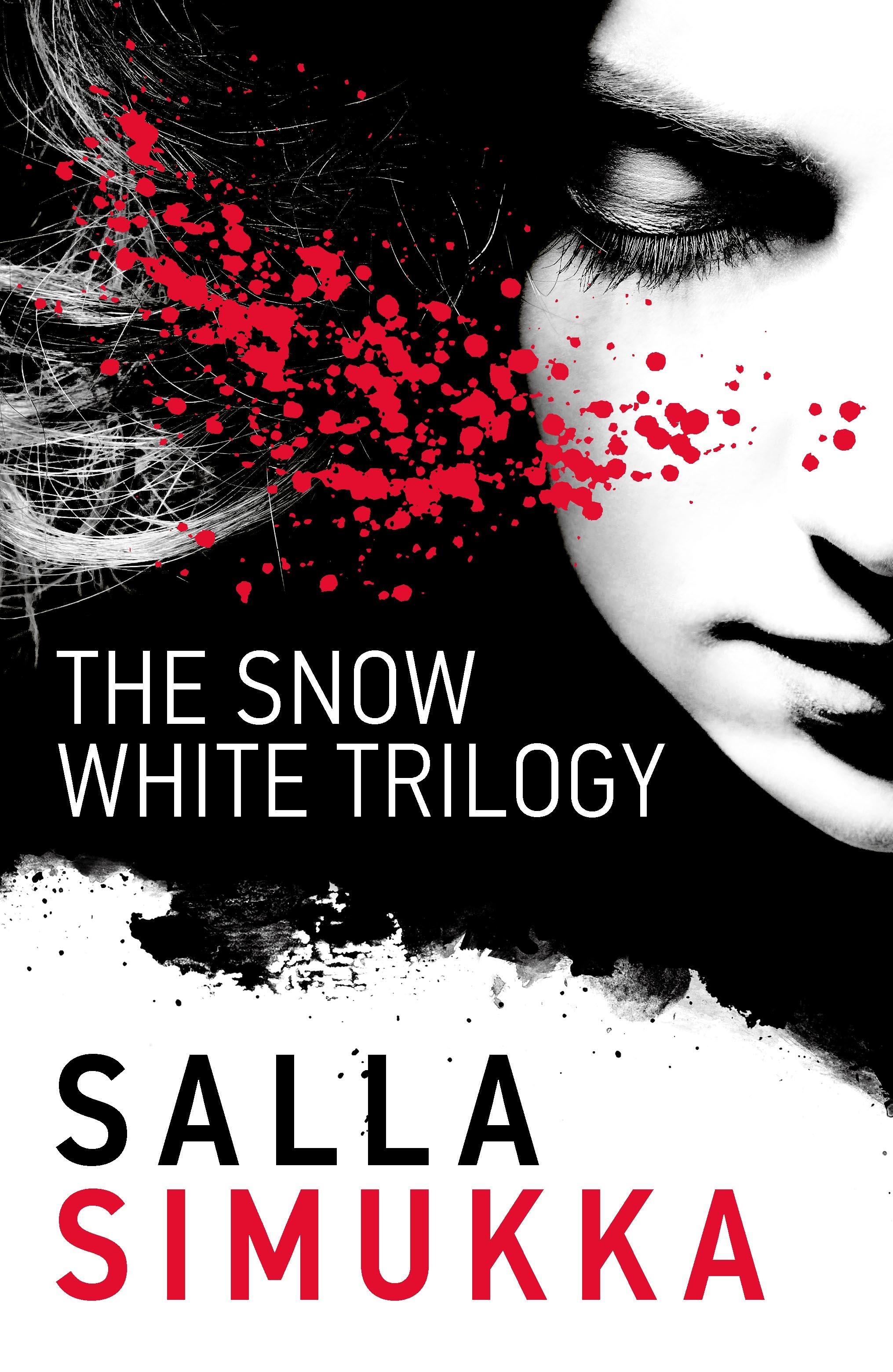 The Snow White Trilogy by Salla Simukka