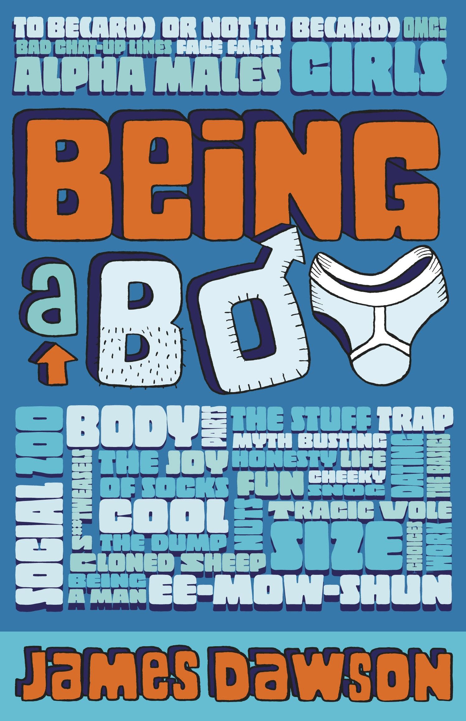 Being a Boy by Juno Dawson