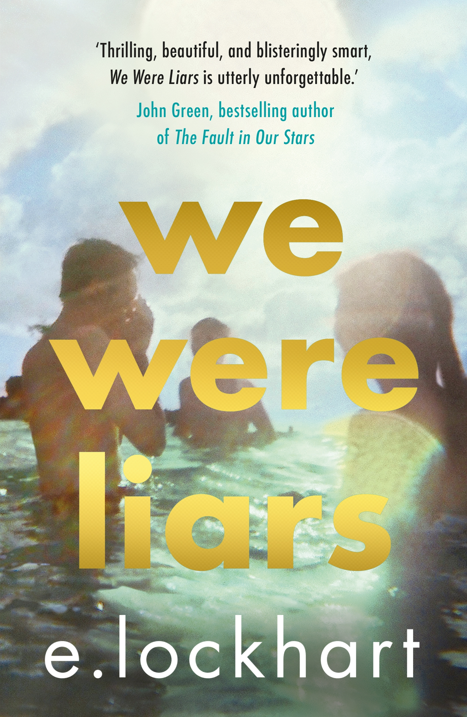 We Were Liars by E. LockhartEmily Jenkins