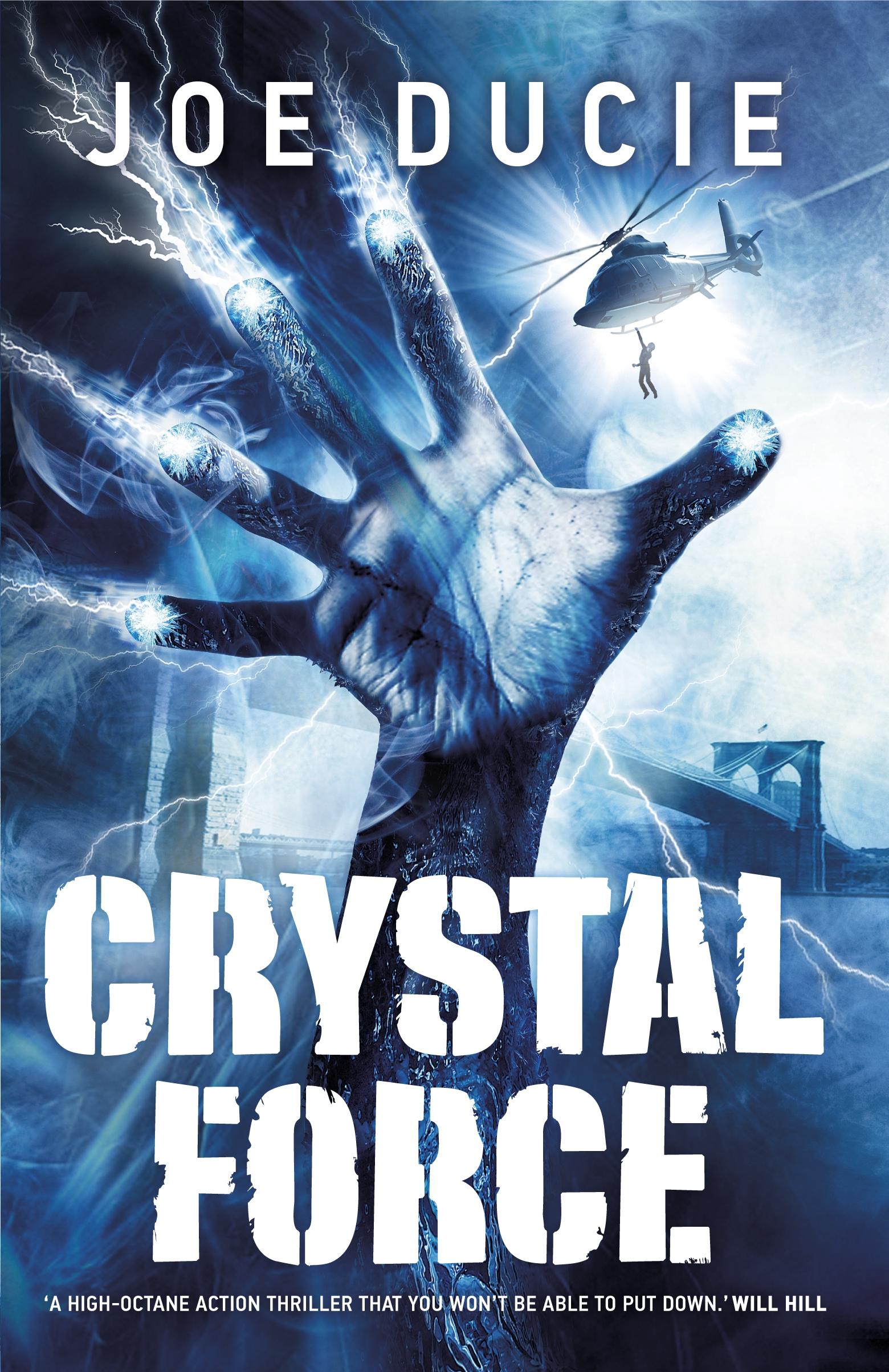 Crystal Force by Joe Ducie