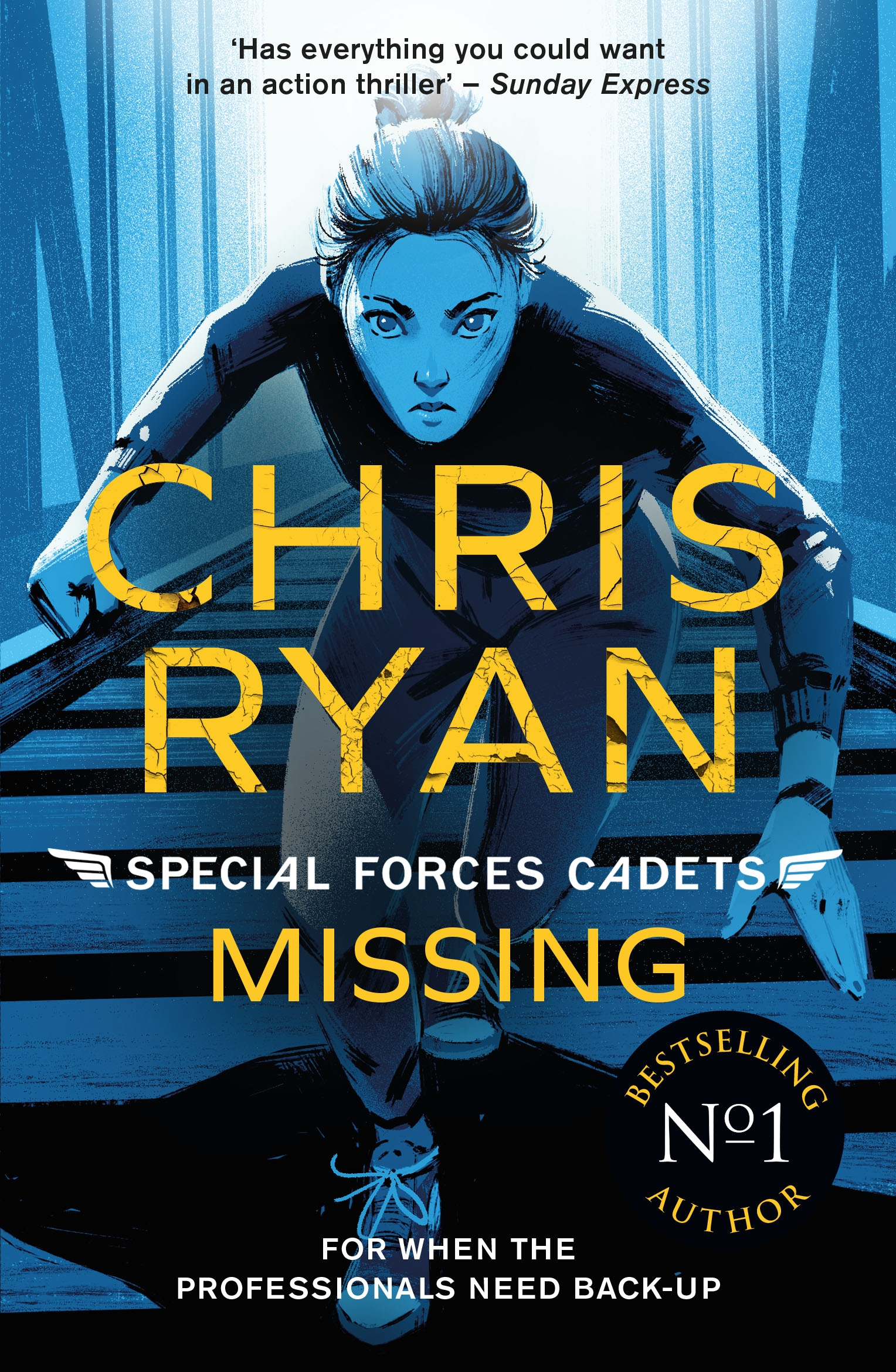 Special Forces Cadets 2: Missing by Chris Ryan