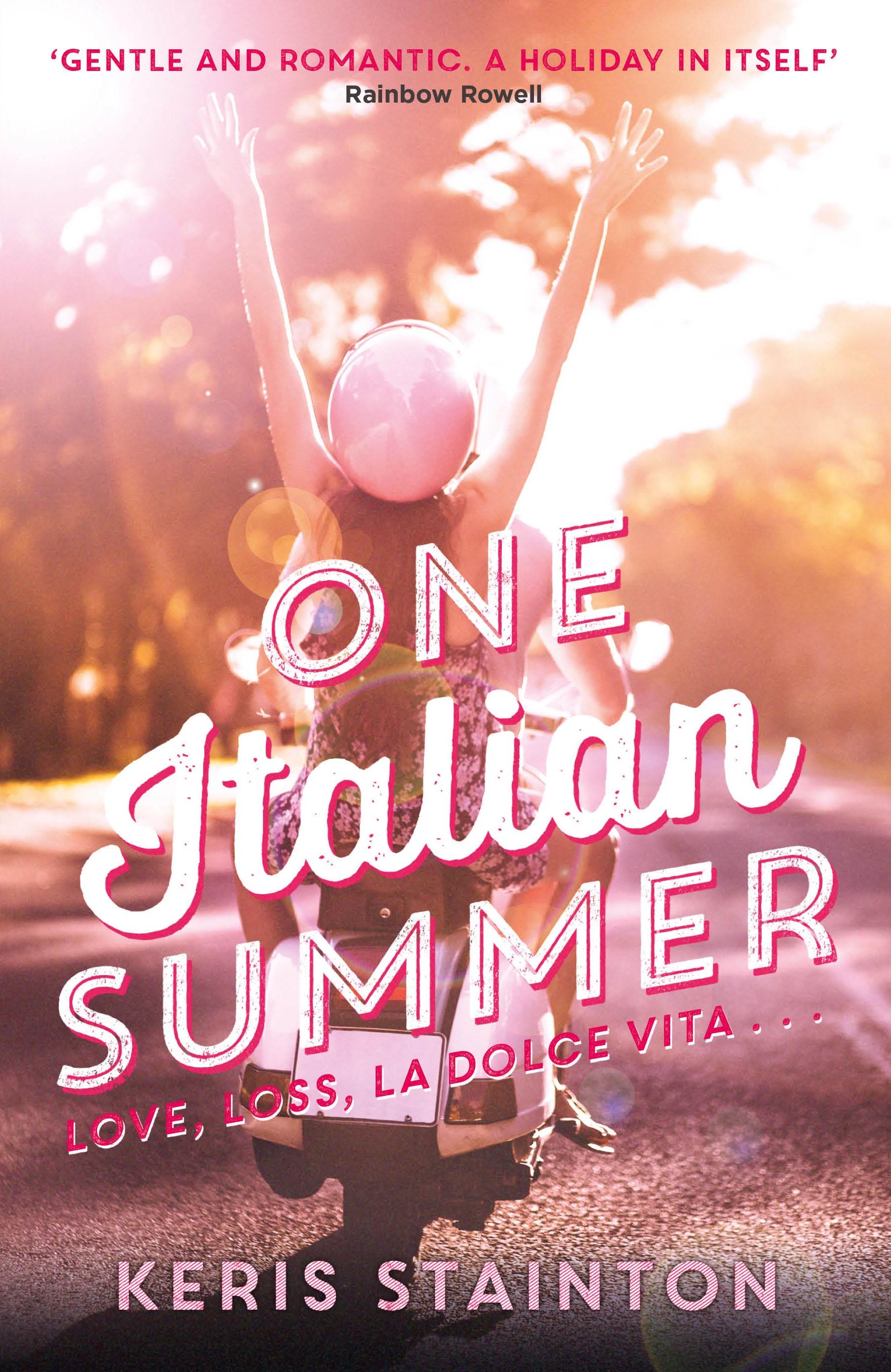 One Italian Summer by Keris Stainton
