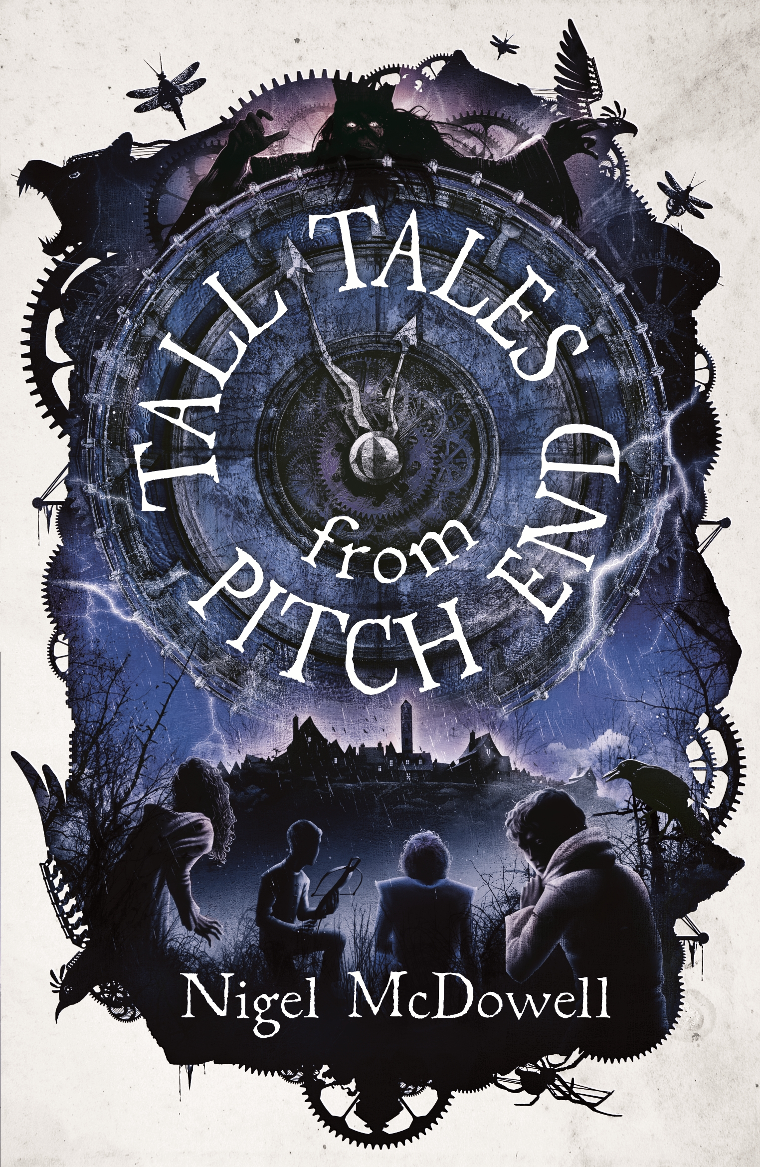 Tall Tales From Pitch End by Nigel McDowell