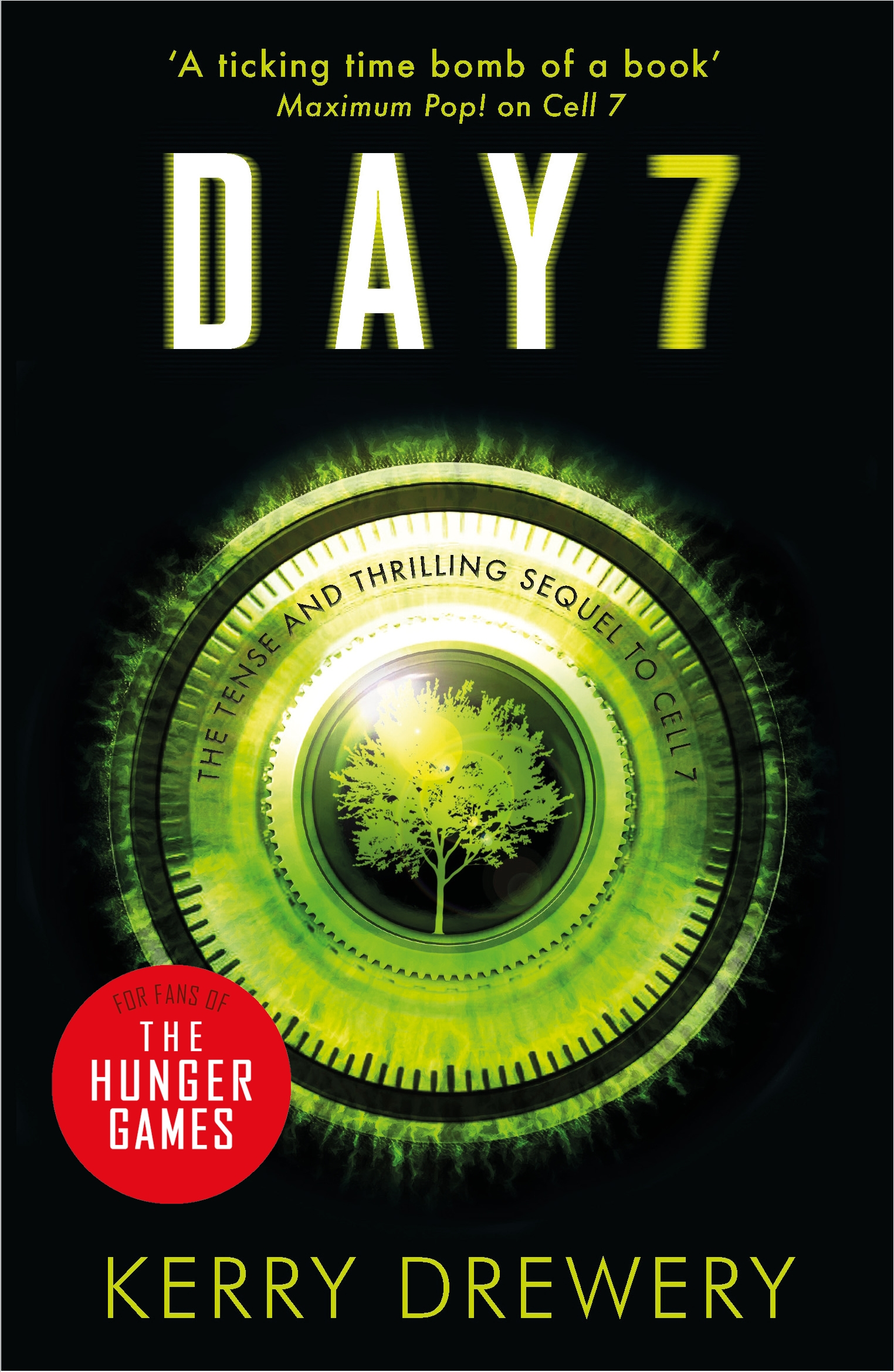 Day 7 by Kerry Drewery