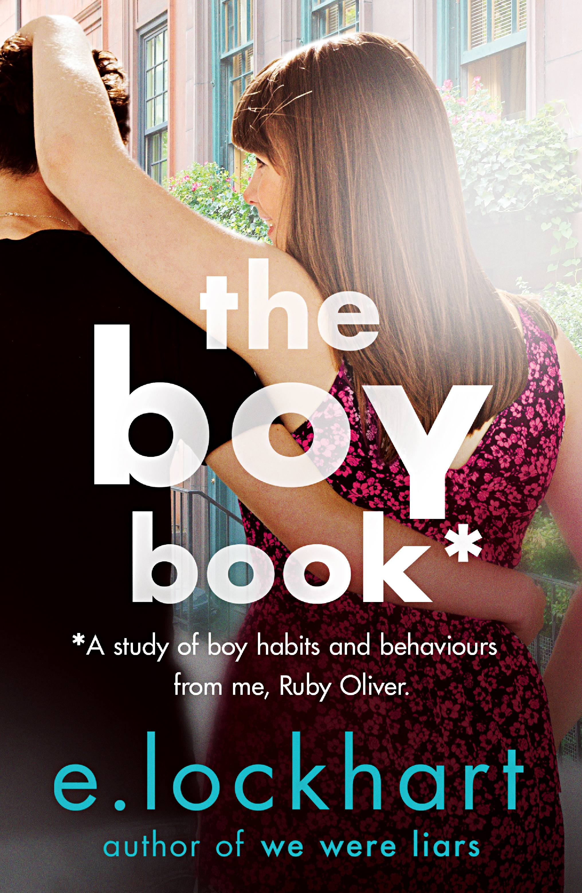 Ruby Oliver 2: The Boy Book by E. LockhartEmily Jenkins