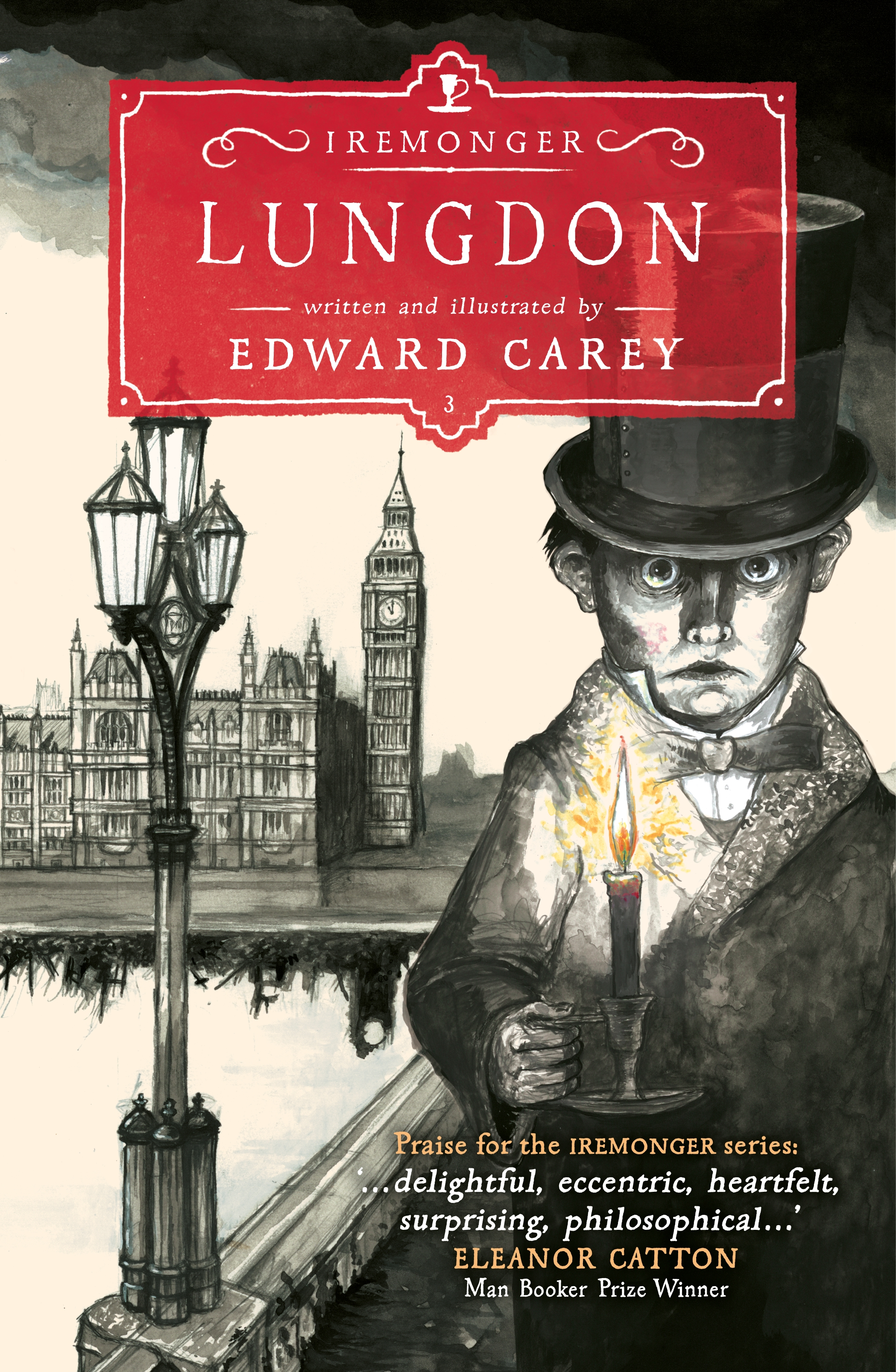 Lungdon by Edward Carey