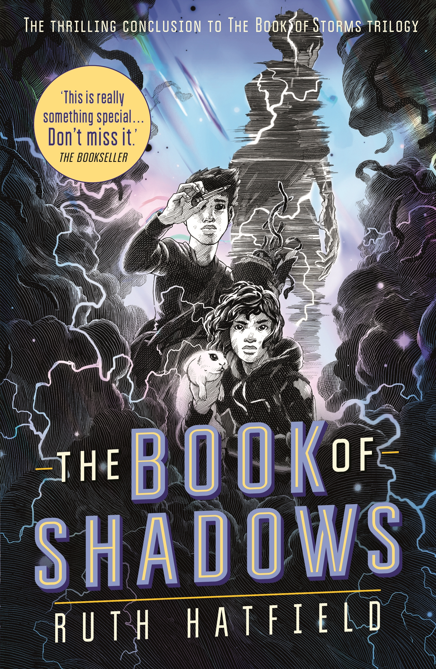 The Book of Shadows by Ruth Hatfield