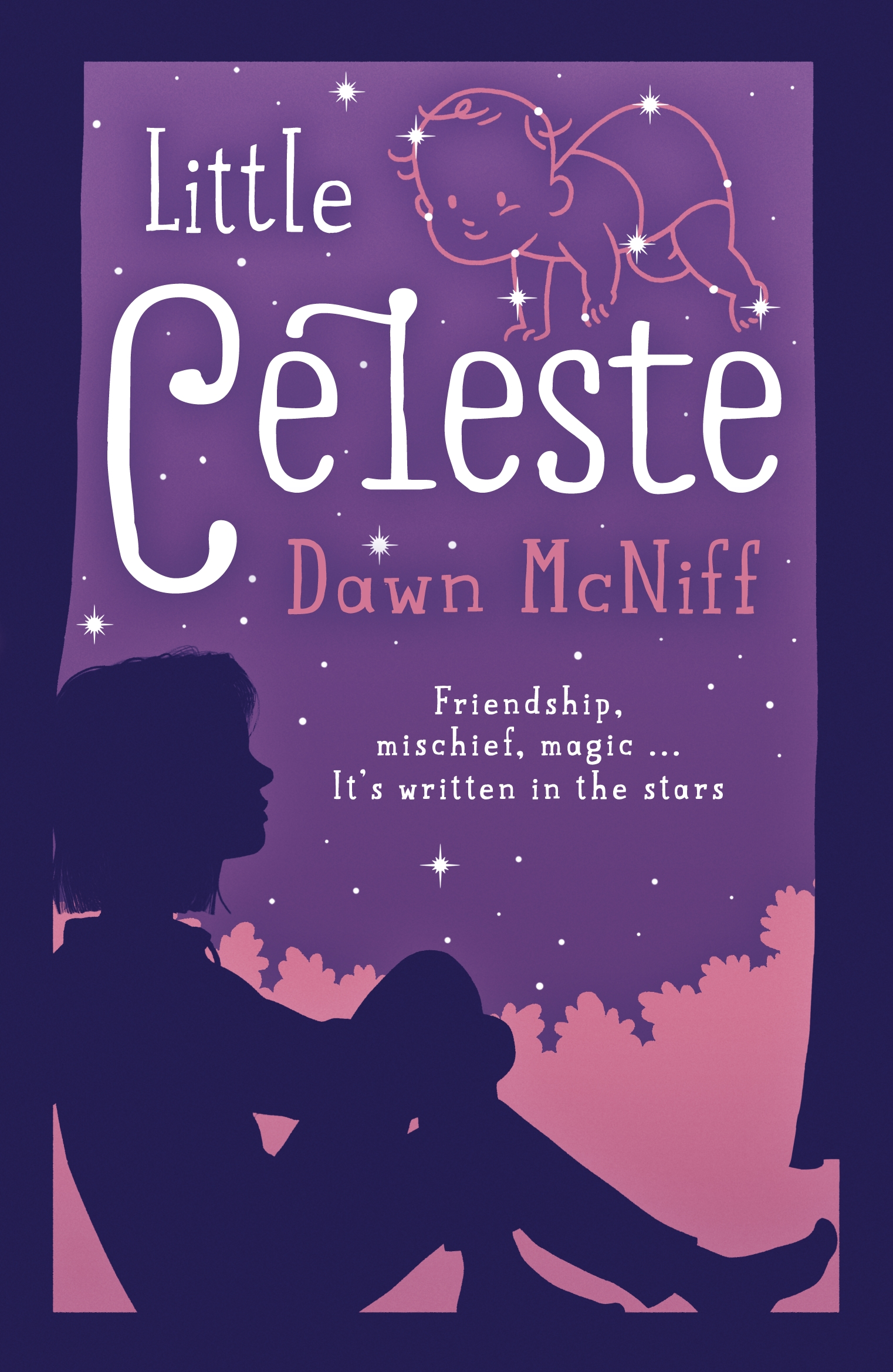 Little Celeste by Dawn McNiff